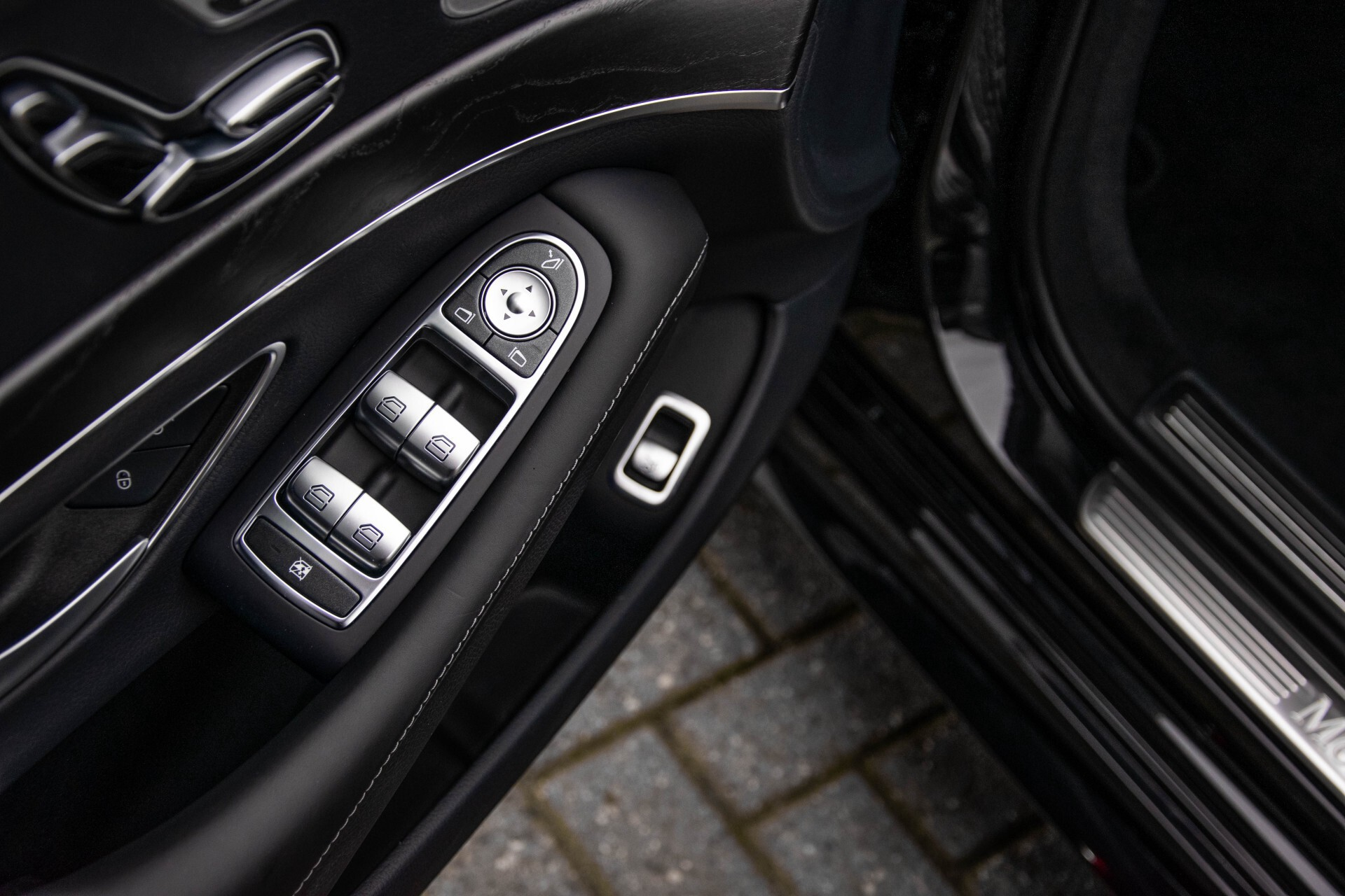 Mercedes-Benz S-Klasse 400d 4-M Lang AMG Night Massage/Panorama/Rij-assist/Nappa/Keyless Aut9 Foto 18