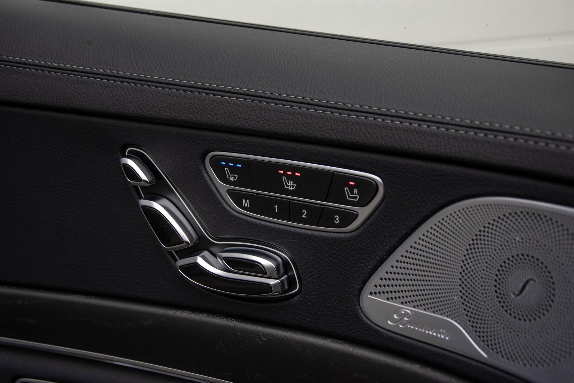 Mercedes-Benz S-Klasse 400d 4-M Lang AMG Night Massage/Panorama/Rij-assist/Nappa/Keyless Aut9 Foto 19