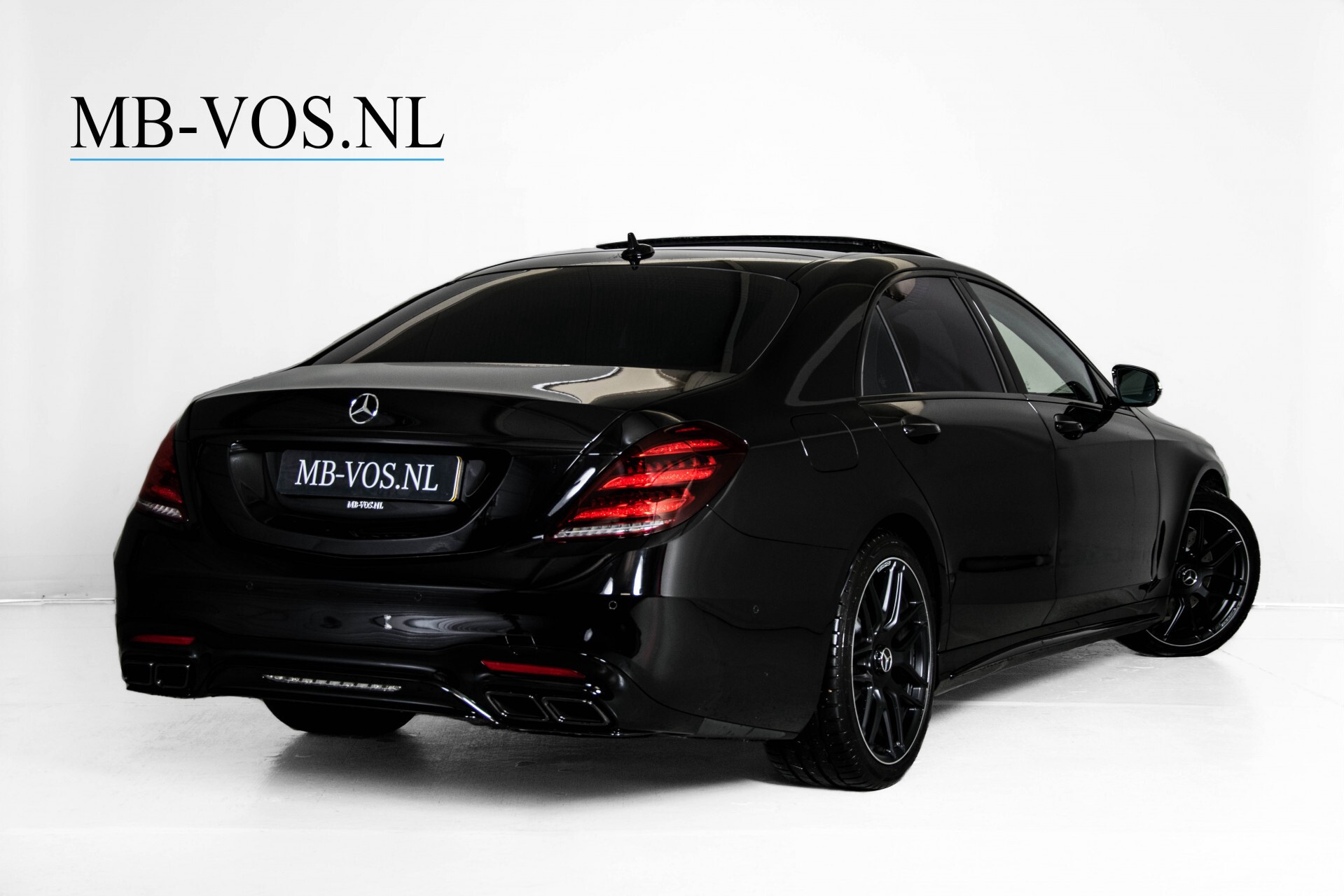 Mercedes-Benz S-Klasse 400d 4-M Lang AMG Night Massage/Panorama/Rij-assist/Nappa/Keyless Aut9 Foto 2
