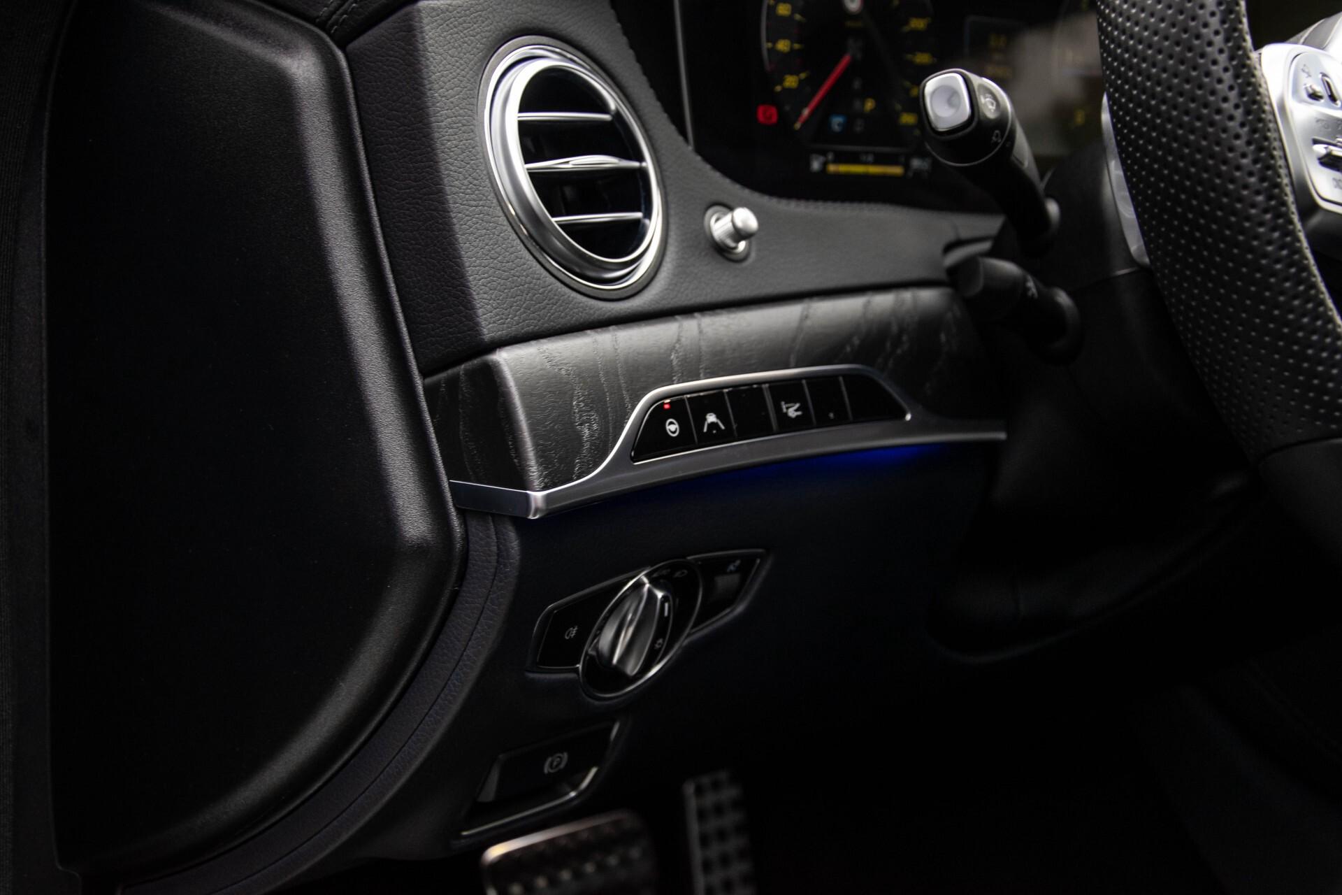 Mercedes-Benz S-Klasse 400d 4-M Lang AMG Night Massage/Panorama/Rij-assist/Nappa/Keyless Aut9 Foto 21