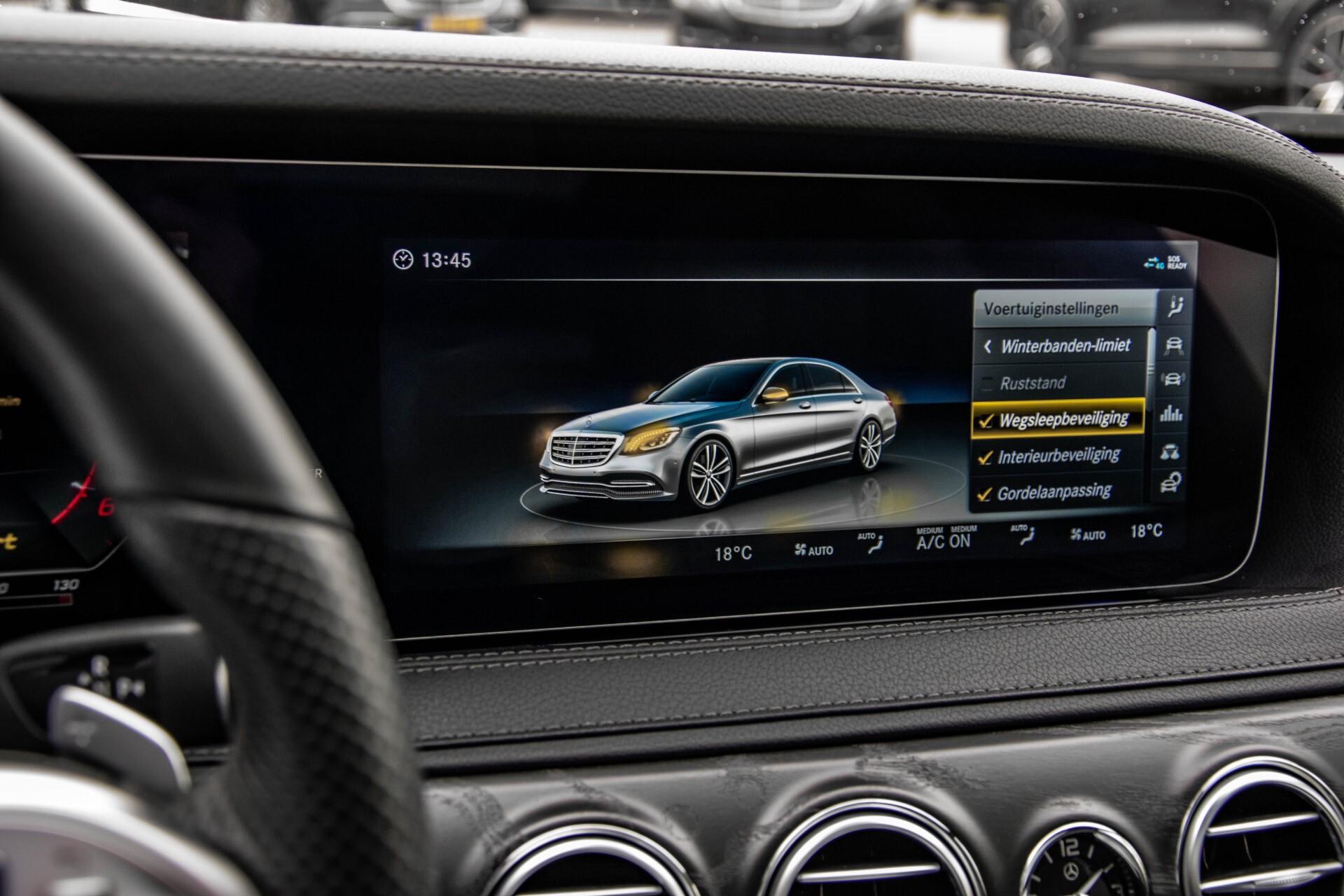 Mercedes-Benz S-Klasse 400d 4-M Lang AMG Night Massage/Panorama/Rij-assist/Nappa/Keyless Aut9 Foto 24