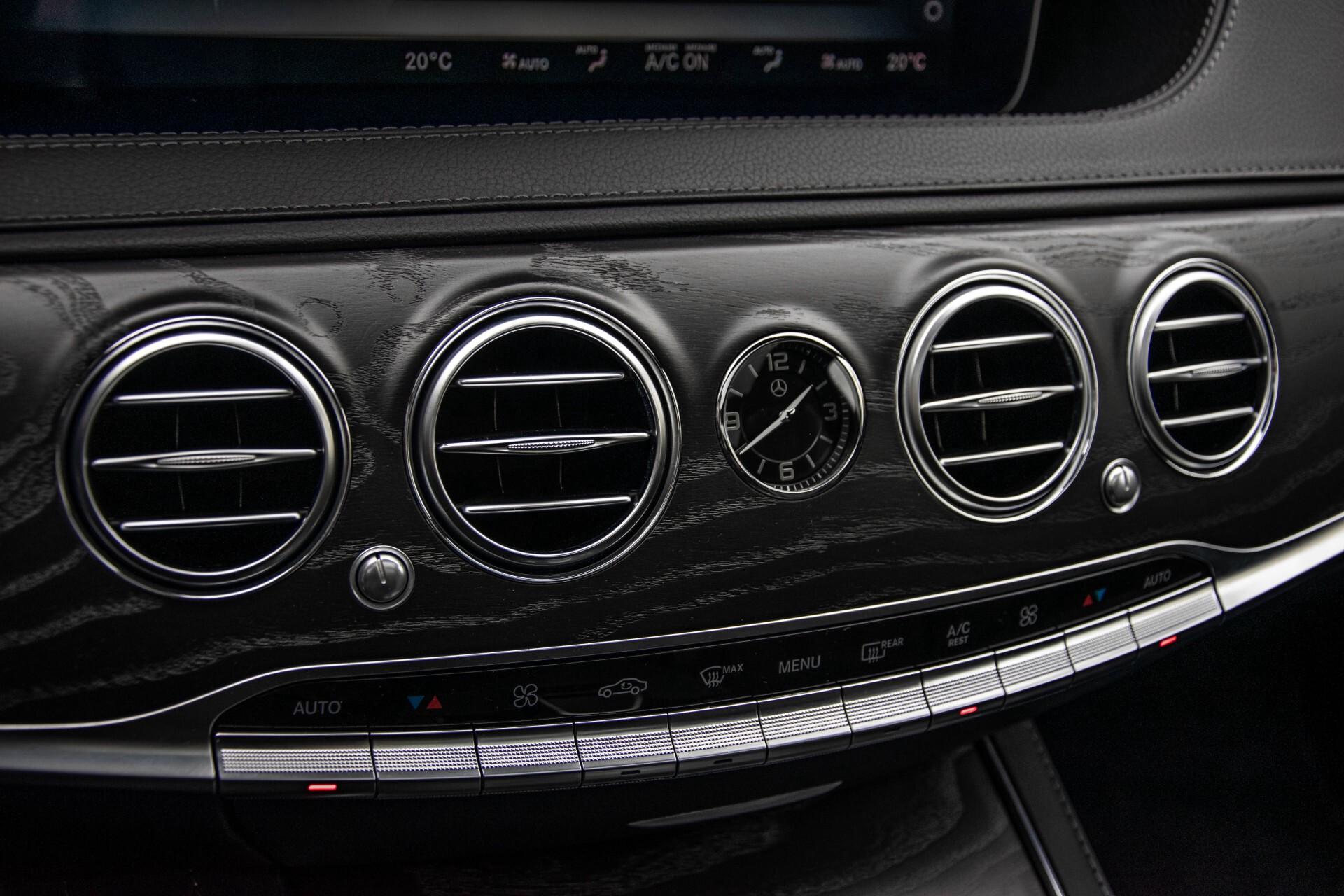 Mercedes-Benz S-Klasse 400d 4M Lang AMG Night Massage/Panorama/Rij-assist/Nappa/Keyless Aut9 Foto 25