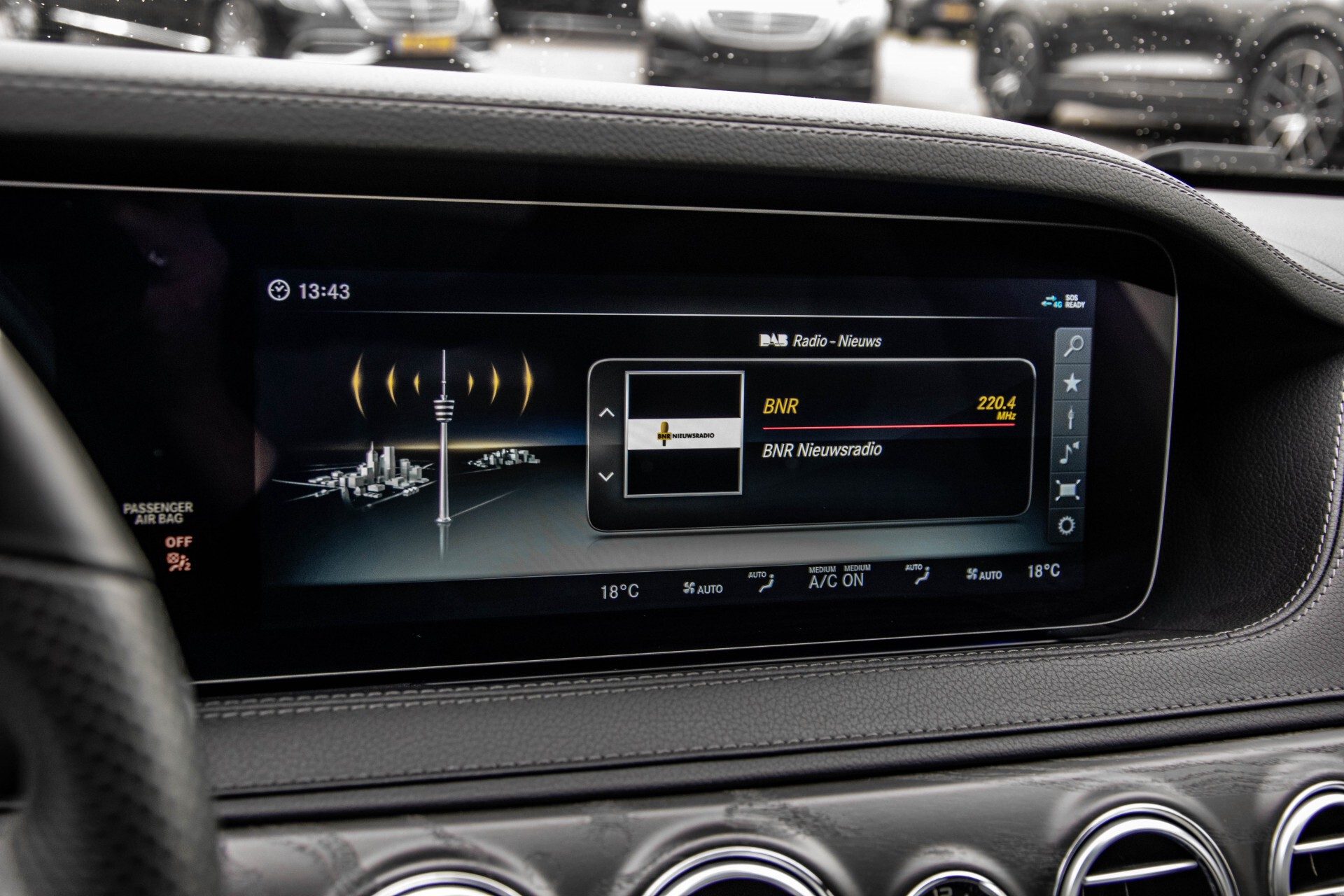 Mercedes-Benz S-Klasse 400d 4-M Lang AMG Night Massage/Panorama/Rij-assist/Nappa/Keyless Aut9 Foto 26