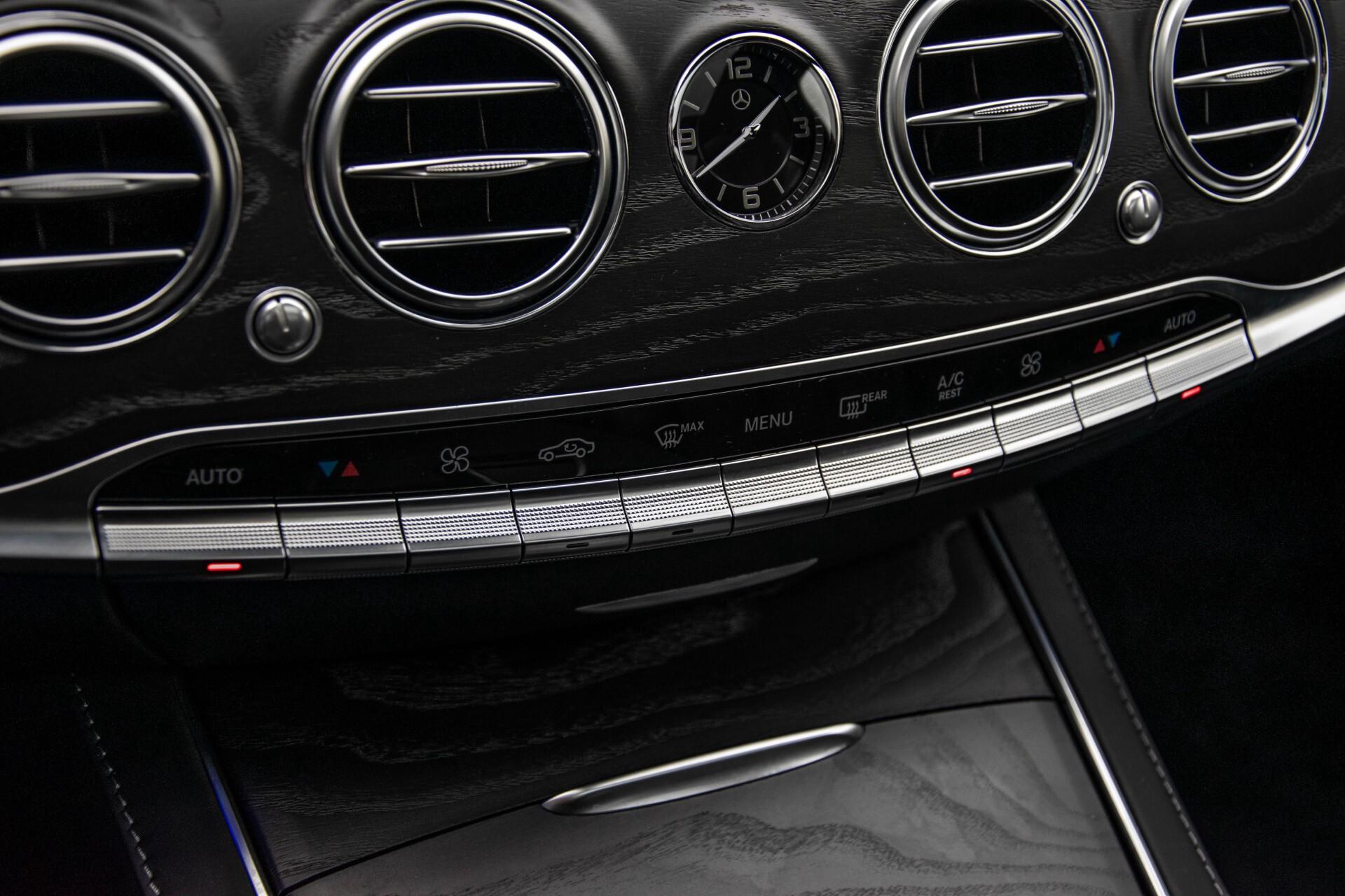Mercedes-Benz S-Klasse 400d 4M Lang AMG Night Massage/Panorama/Rij-assist/Nappa/Keyless Aut9 Foto 27