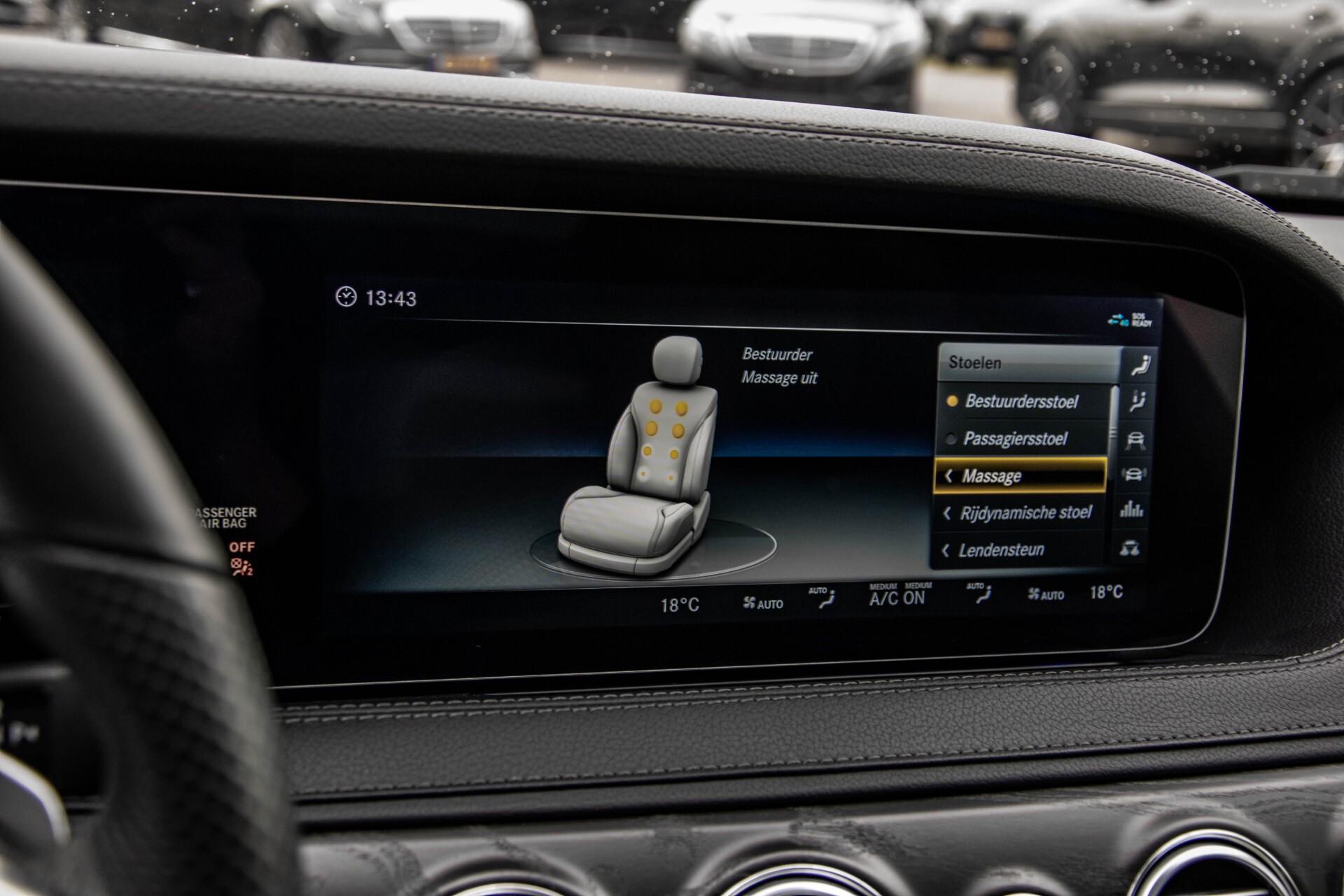 Mercedes-Benz S-Klasse 400d 4M Lang AMG Night Massage/Panorama/Rij-assist/Nappa/Keyless Aut9 Foto 28
