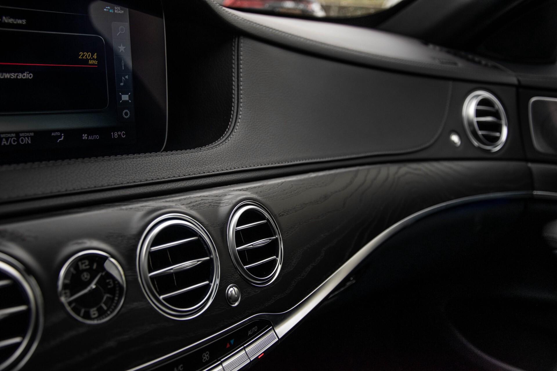 Mercedes-Benz S-Klasse 400d 4-M Lang AMG Night Massage/Panorama/Rij-assist/Nappa/Keyless Aut9 Foto 29