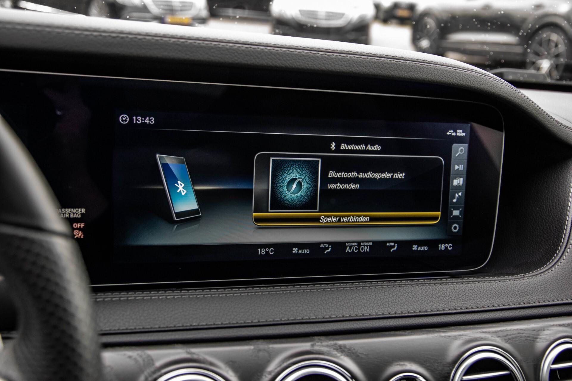 Mercedes-Benz S-Klasse 400d 4-M Lang AMG Night Massage/Panorama/Rij-assist/Nappa/Keyless Aut9 Foto 32
