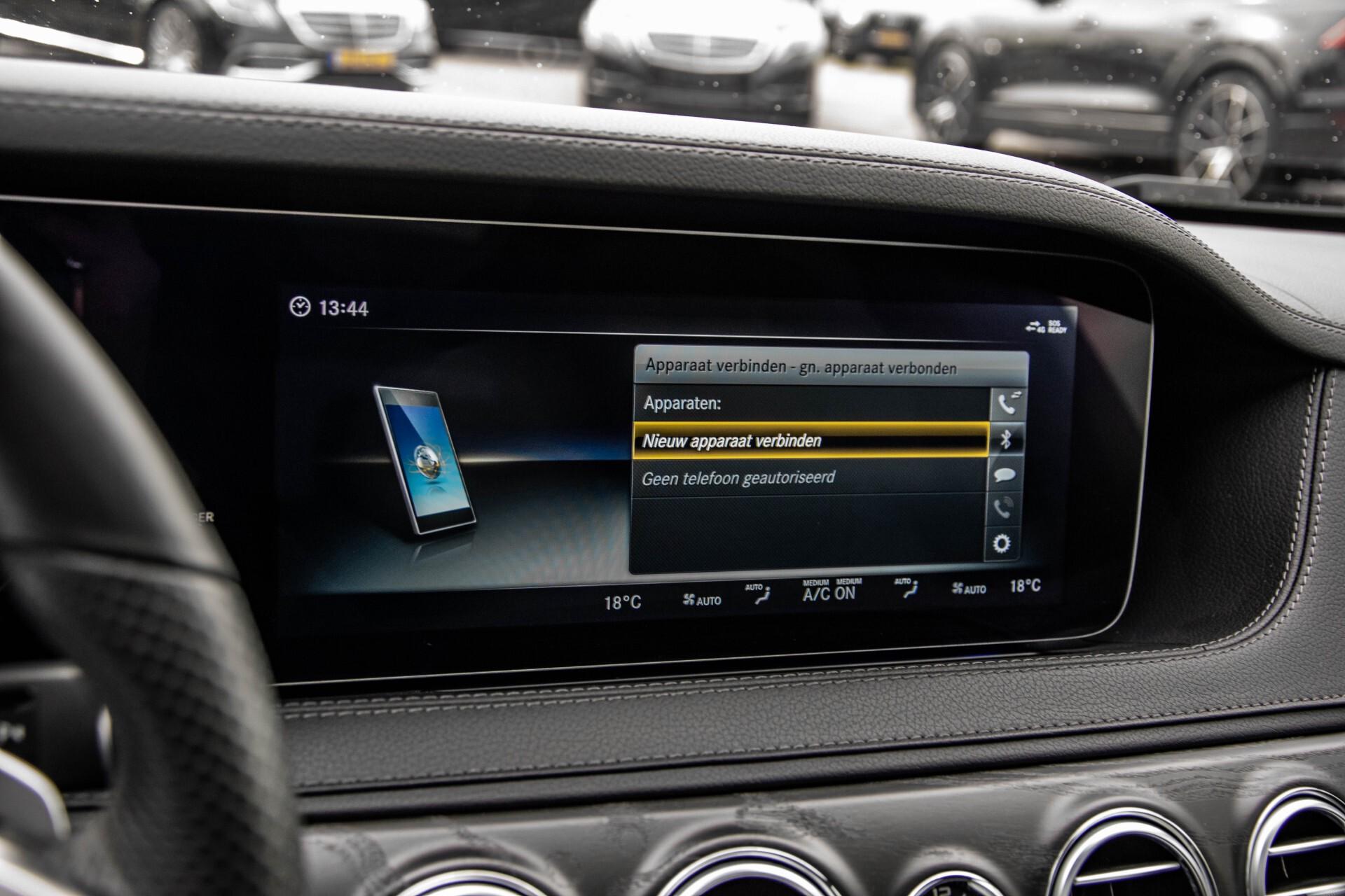 Mercedes-Benz S-Klasse 400d 4-M Lang AMG Night Massage/Panorama/Rij-assist/Nappa/Keyless Aut9 Foto 34