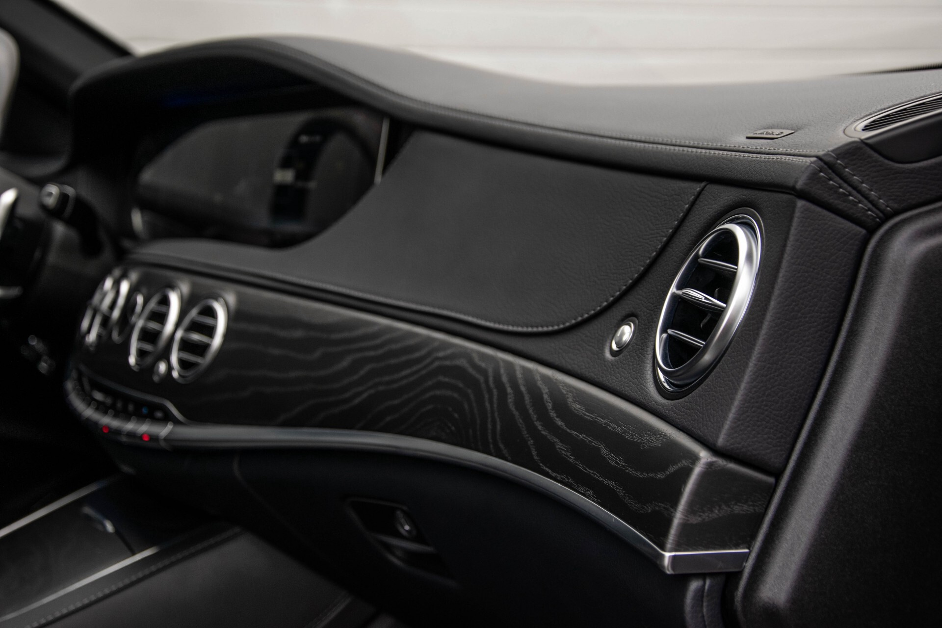Mercedes-Benz S-Klasse 400d 4M Lang AMG Night Massage/Panorama/Rij-assist/Nappa/Keyless Aut9 Foto 39