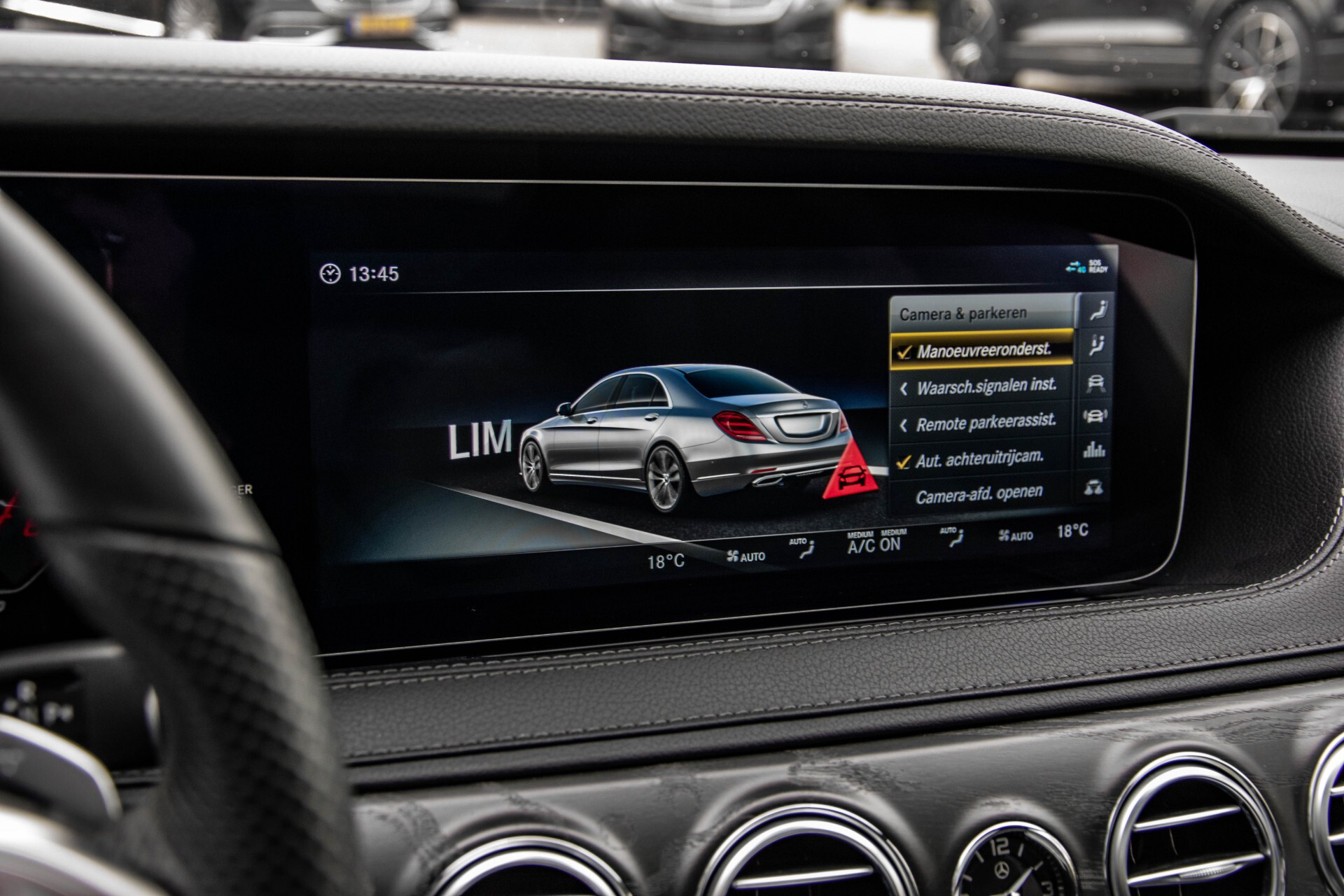 Mercedes-Benz S-Klasse 400d 4-M Lang AMG Night Massage/Panorama/Rij-assist/Nappa/Keyless Aut9 Foto 40