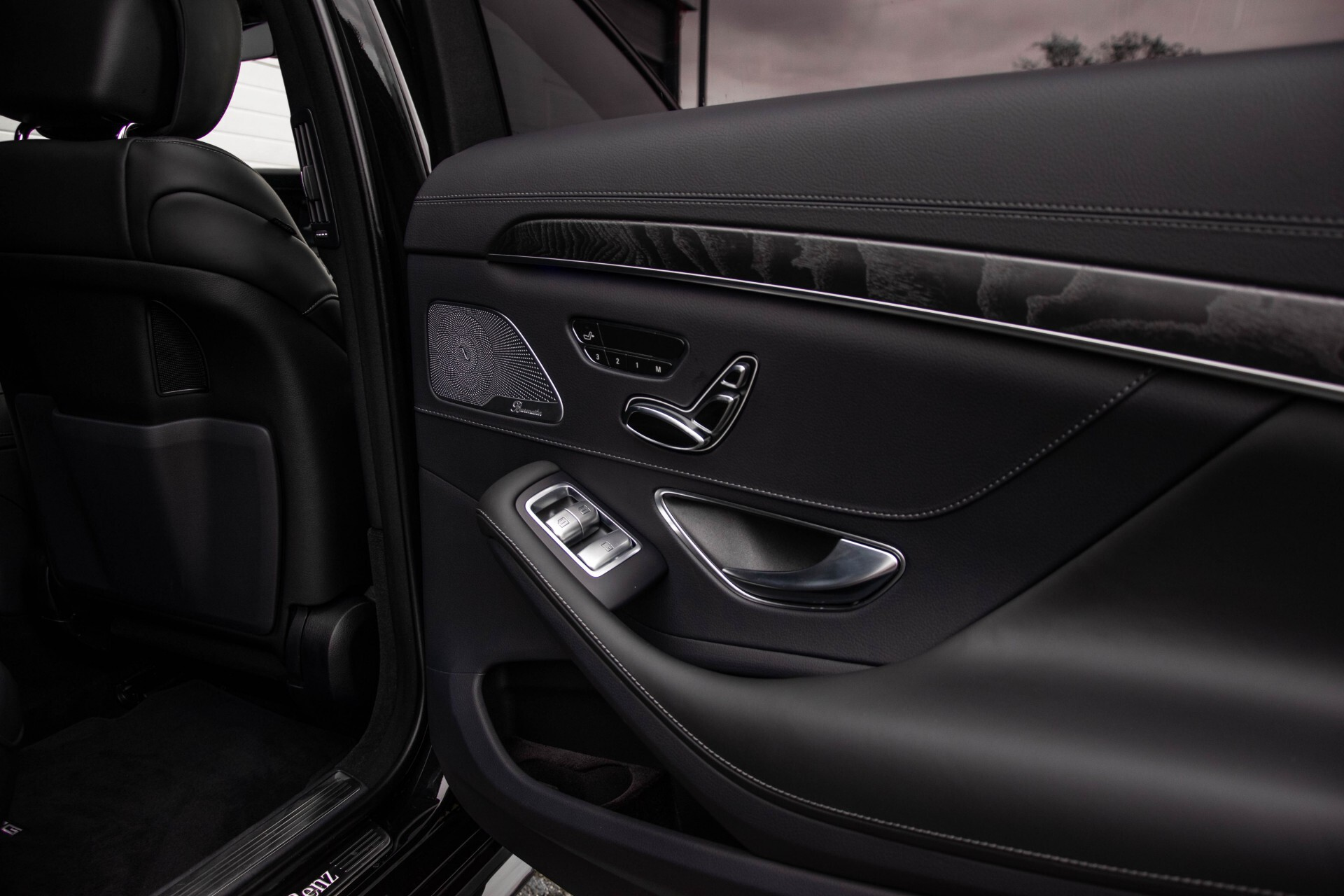 Mercedes-Benz S-Klasse 400d 4M Lang AMG Night Massage/Panorama/Rij-assist/Nappa/Keyless Aut9 Foto 41