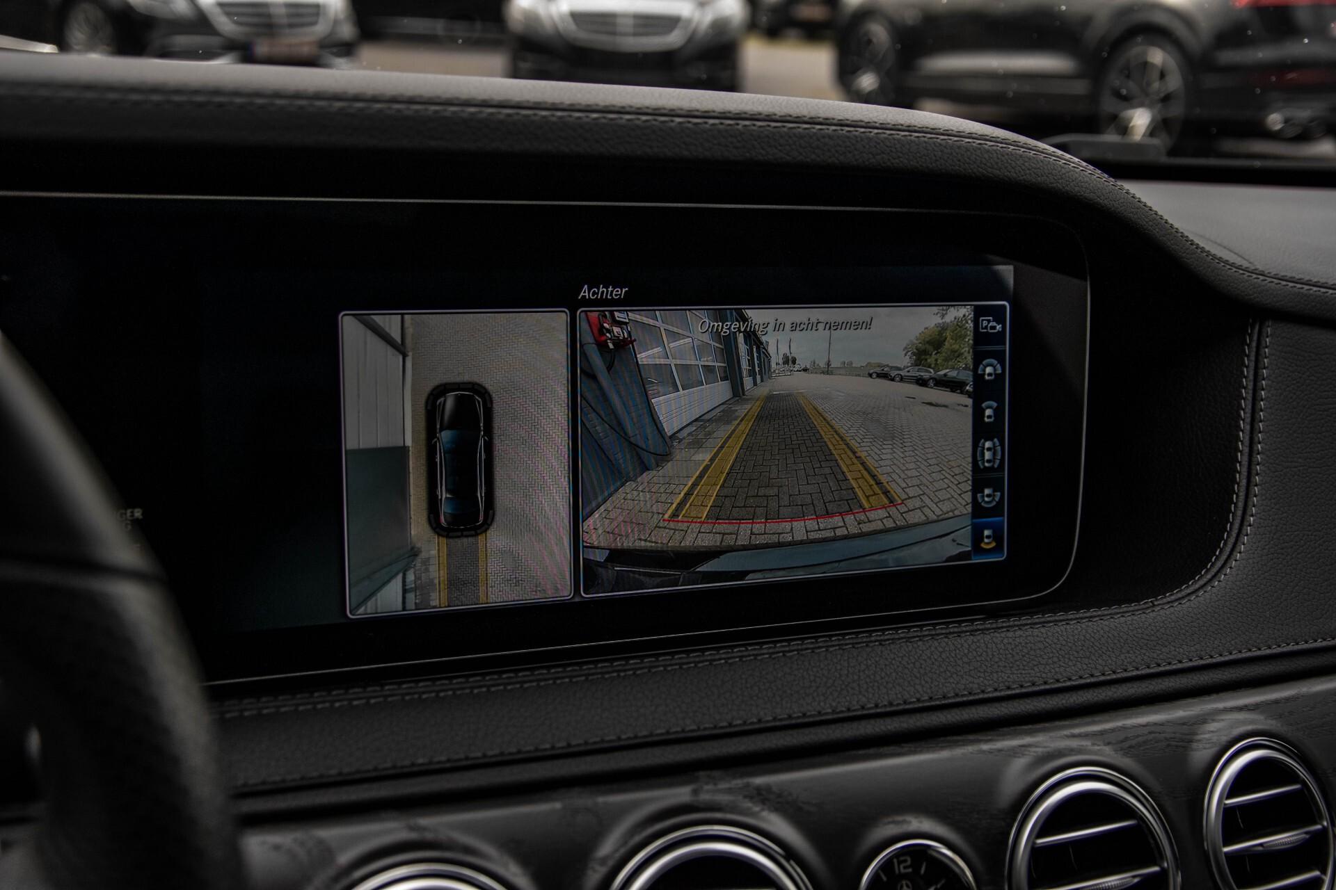 Mercedes-Benz S-Klasse 400d 4-M Lang AMG Night Massage/Panorama/Rij-assist/Nappa/Keyless Aut9 Foto 42