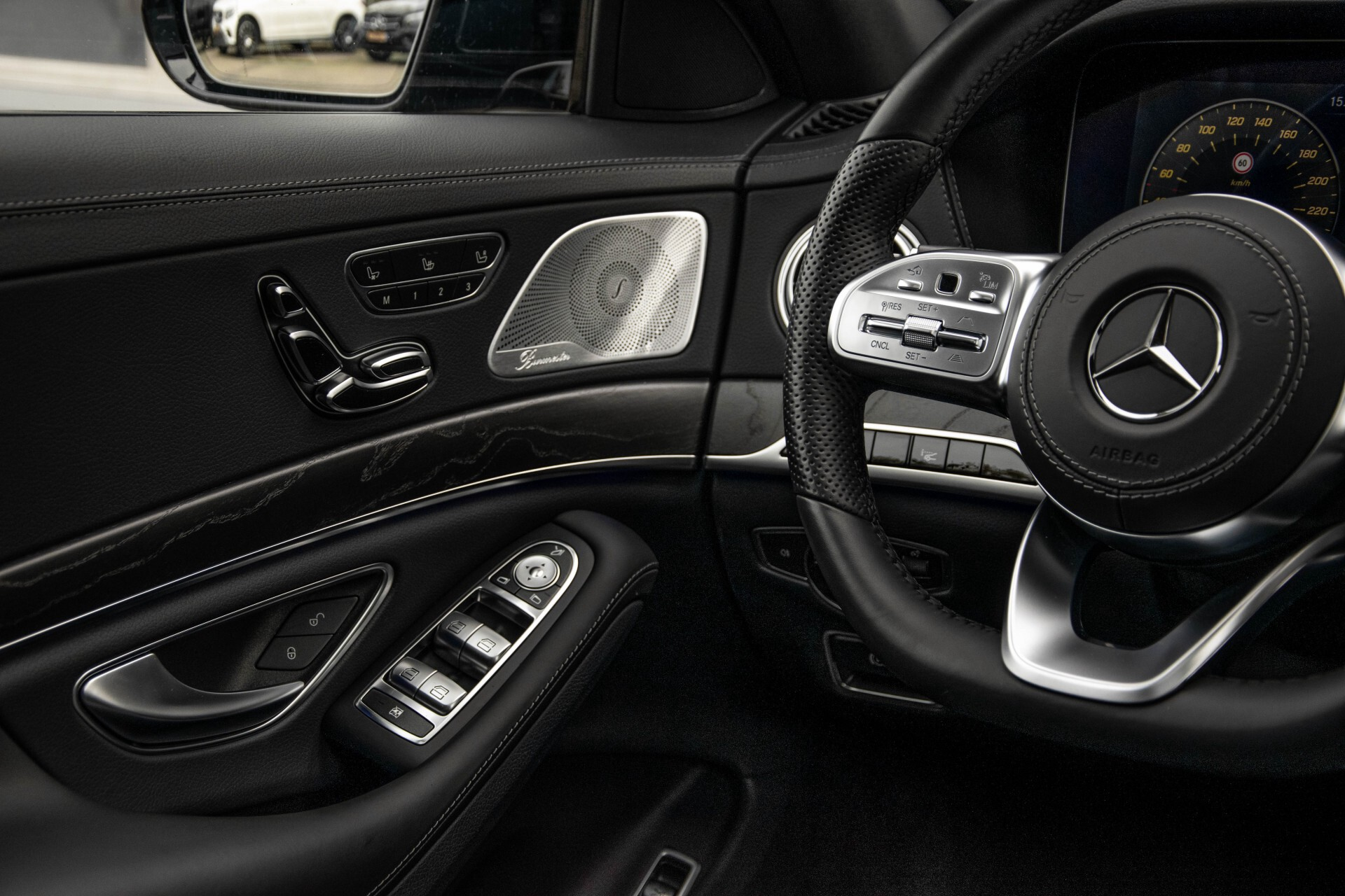 Mercedes-Benz S-Klasse 400d 4-M Lang AMG Night Massage/Panorama/Rij-assist/Nappa/Keyless Aut9 Foto 44