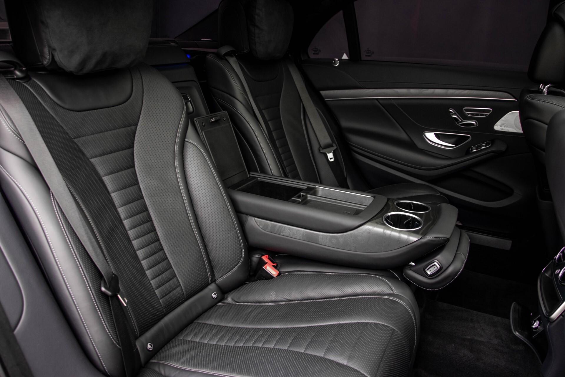 Mercedes-Benz S-Klasse 400d 4-M Lang AMG Night Massage/Panorama/Rij-assist/Nappa/Keyless Aut9 Foto 5