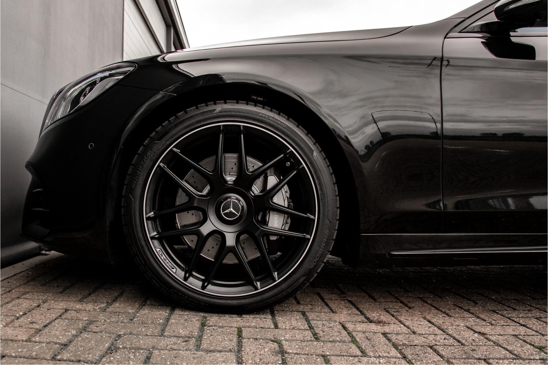 Mercedes-Benz S-Klasse 400d 4-M Lang AMG Night Massage/Panorama/Rij-assist/Nappa/Keyless Aut9 Foto 54