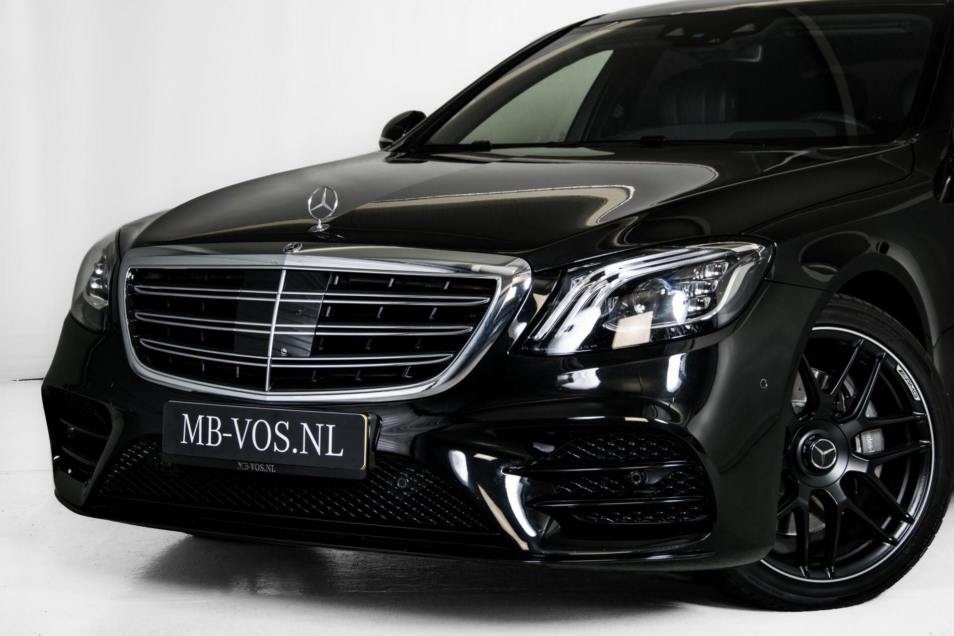Mercedes-Benz S-Klasse 400d 4-M Lang AMG Night Massage/Panorama/Rij-assist/Nappa/Keyless Aut9 Foto 57