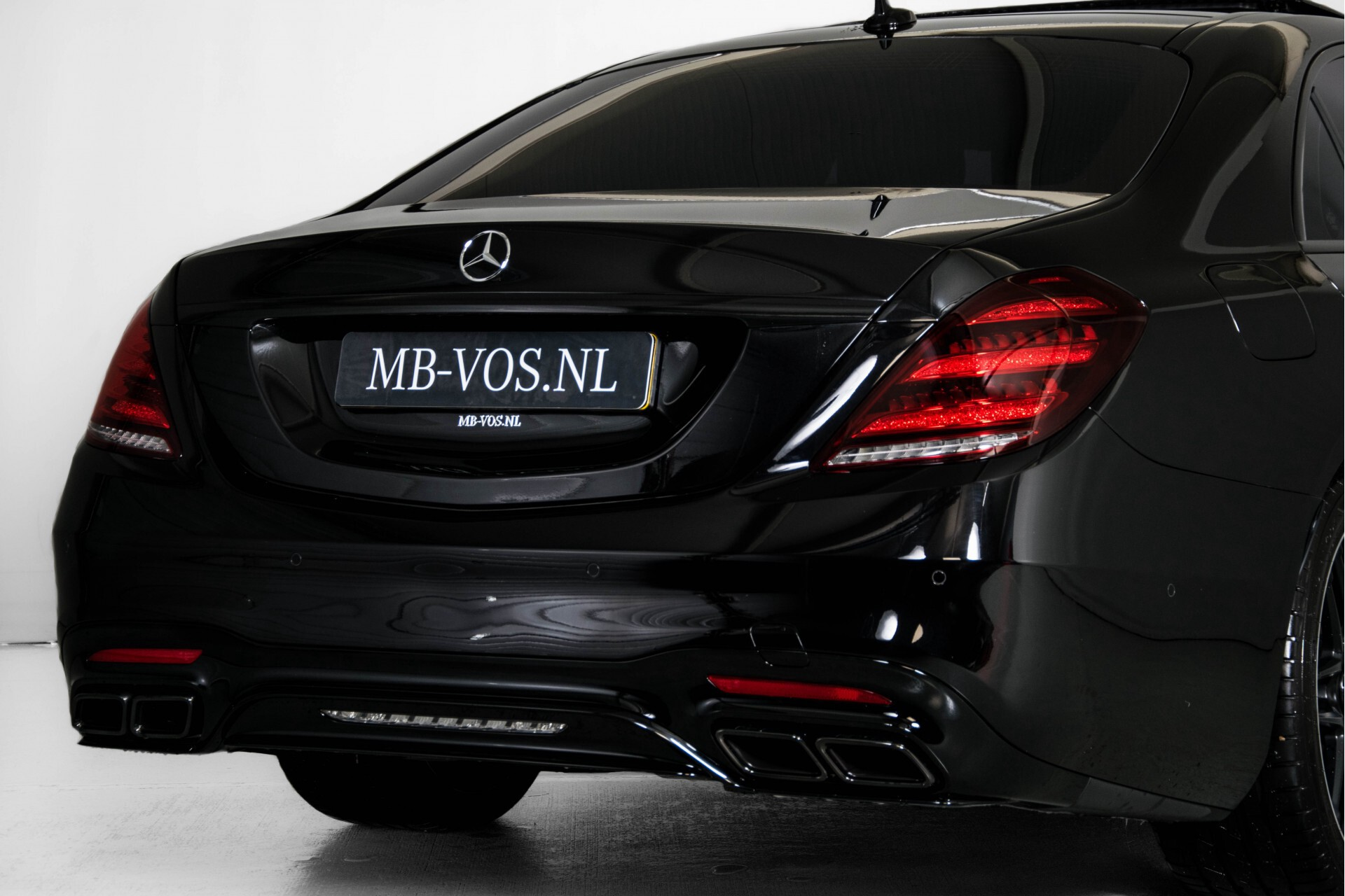 Mercedes-Benz S-Klasse 400d 4-M Lang AMG Night Massage/Panorama/Rij-assist/Nappa/Keyless Aut9 Foto 58