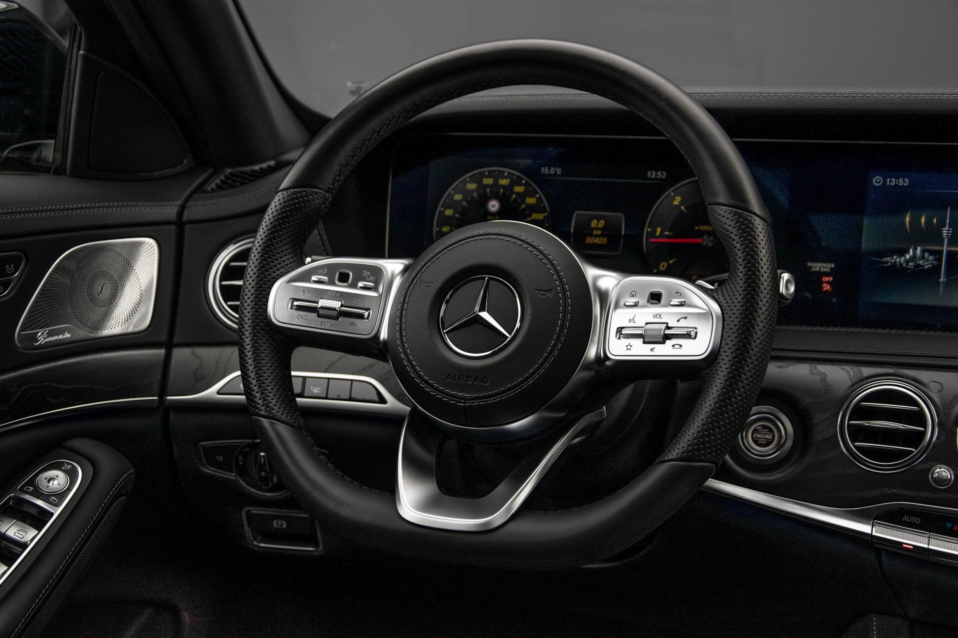 Mercedes-Benz S-Klasse 400d 4-M Lang AMG Night Massage/Panorama/Rij-assist/Nappa/Keyless Aut9 Foto 8