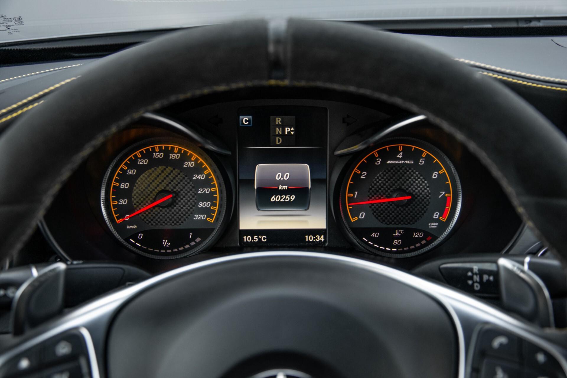 Mercedes-Benz C-Klasse Coupé 63 S AMG EDITION 1 Panorama Aut7 Foto 11