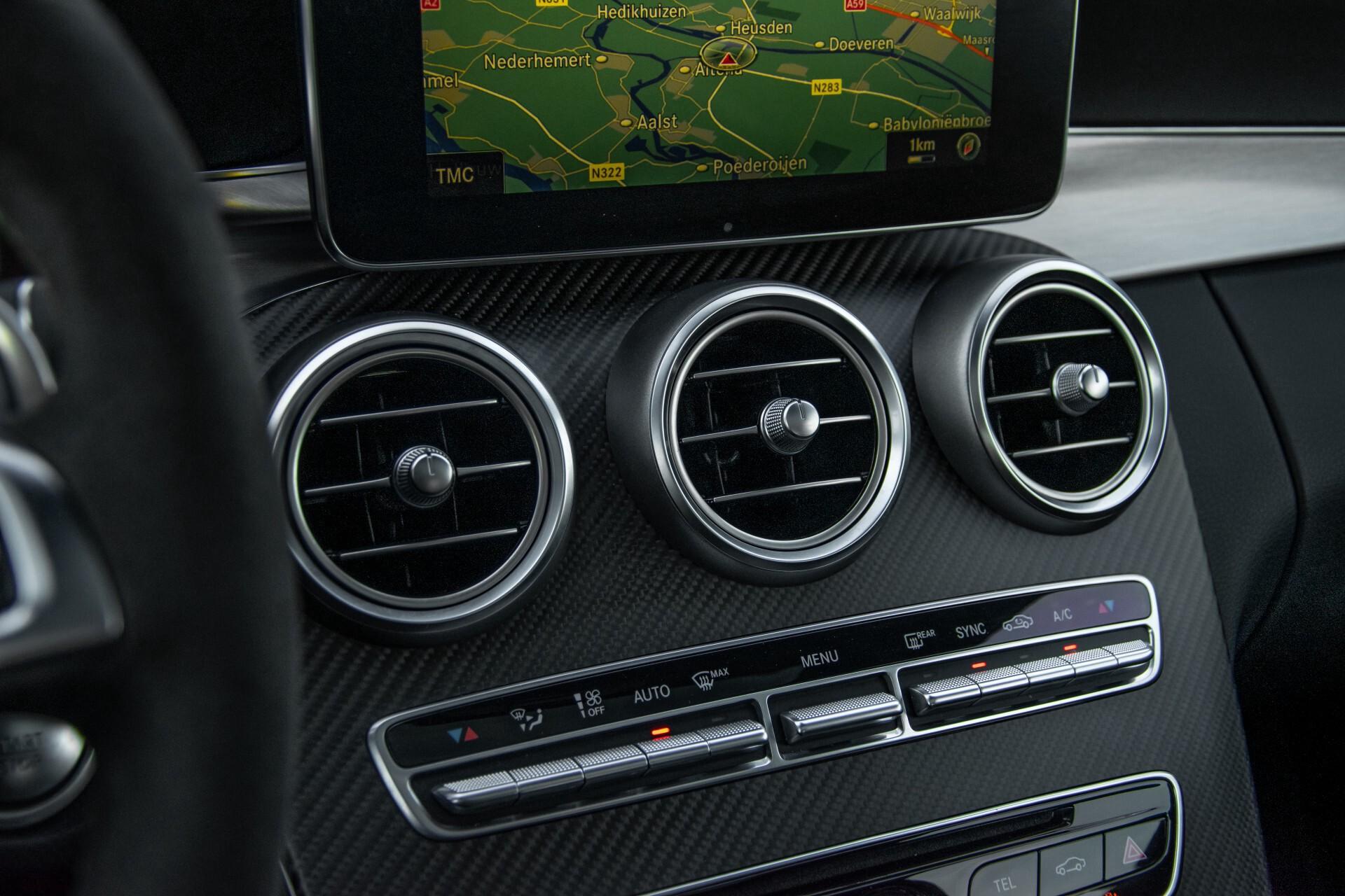 Mercedes-Benz C-Klasse Coupé 63 S AMG EDITION 1 Panorama Aut7 Foto 19