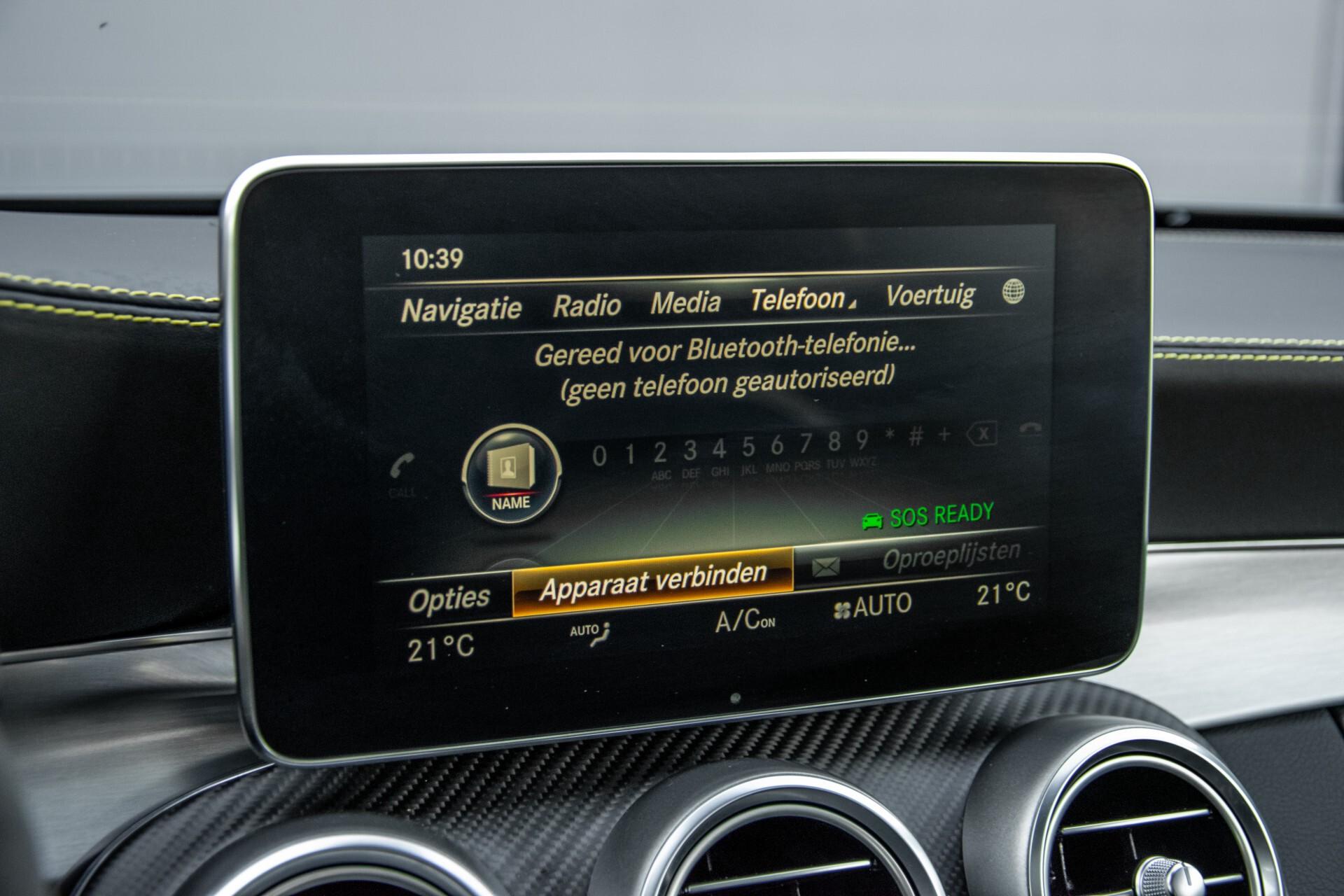 Mercedes-Benz C-Klasse Coupé 63 S AMG EDITION 1 Panorama Aut7 Foto 22