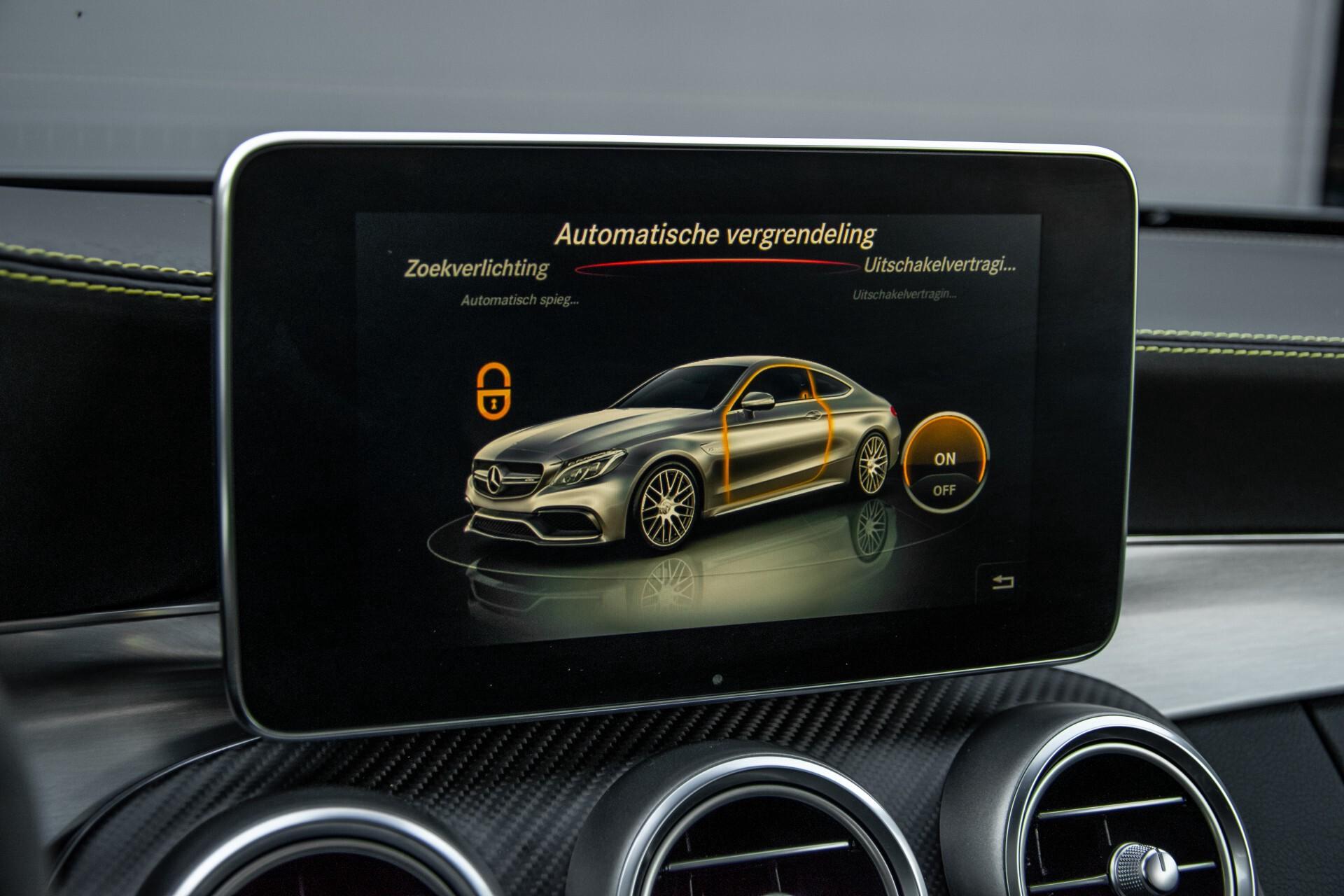 Mercedes-Benz C-Klasse Coupé 63 S AMG EDITION 1 Panorama Aut7 Foto 26