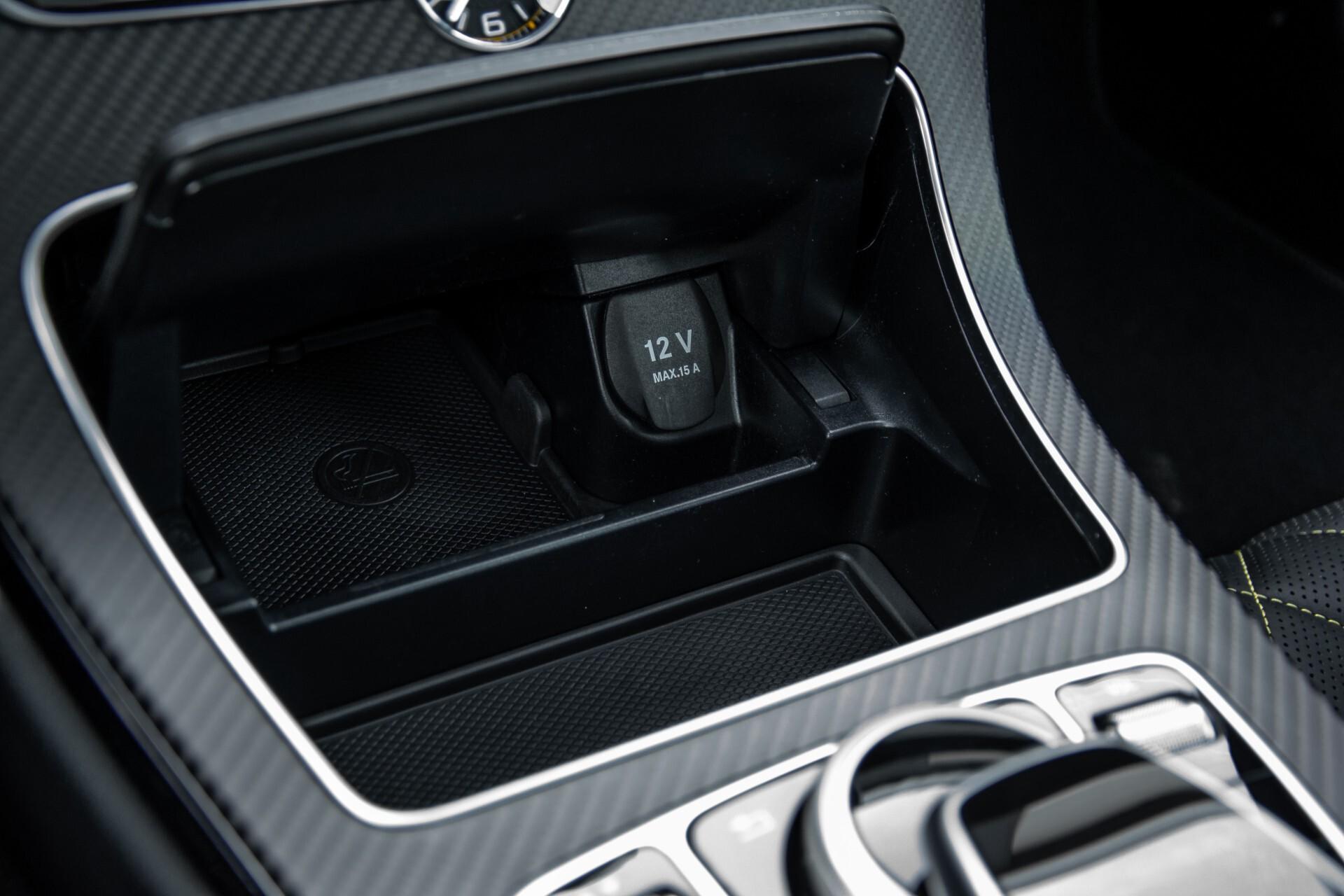Mercedes-Benz C-Klasse Coupé 63 S AMG EDITION 1 Panorama Aut7 Foto 27