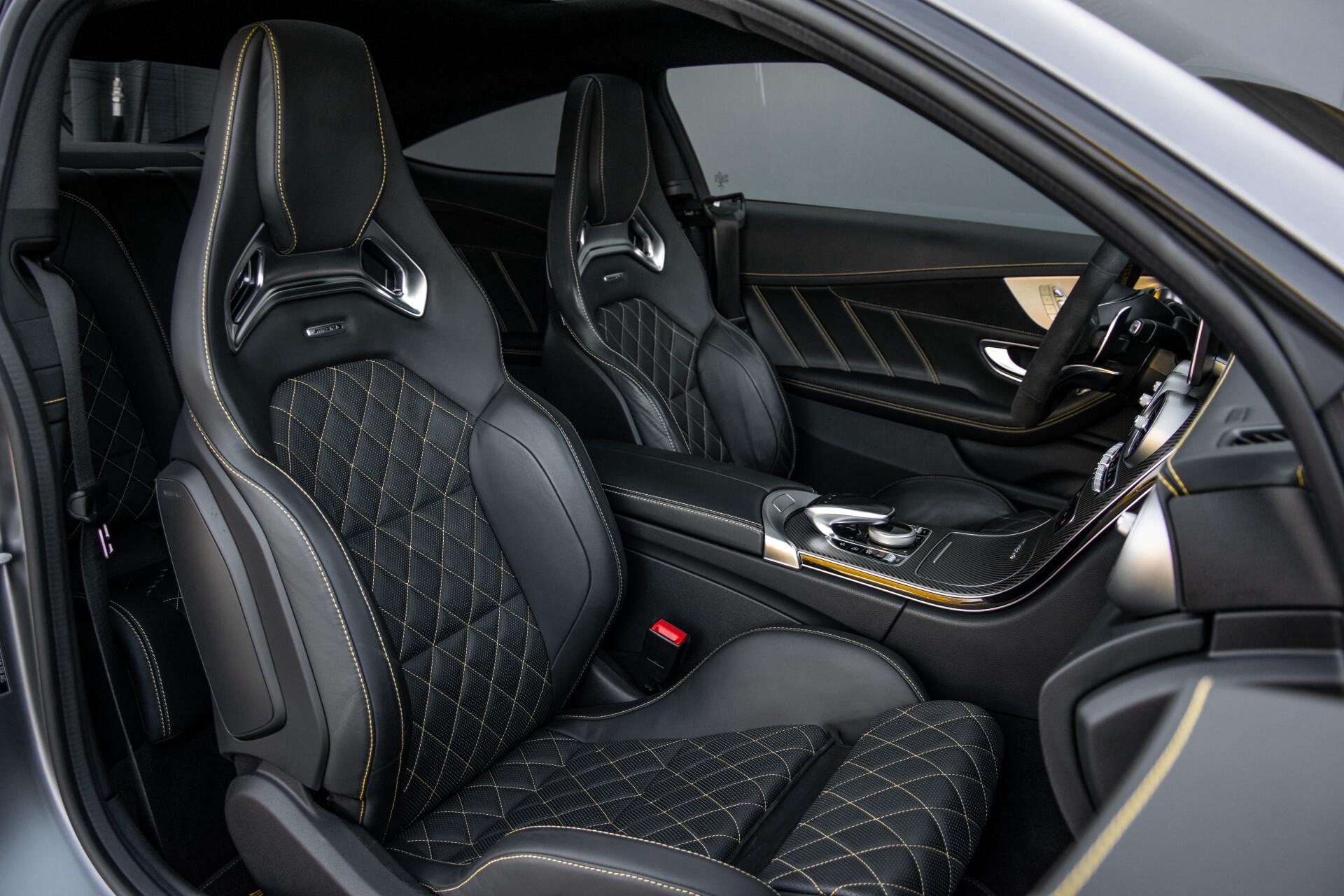 Mercedes-Benz C-Klasse Coupé 63 S AMG EDITION 1 Panorama Aut7 Foto 3