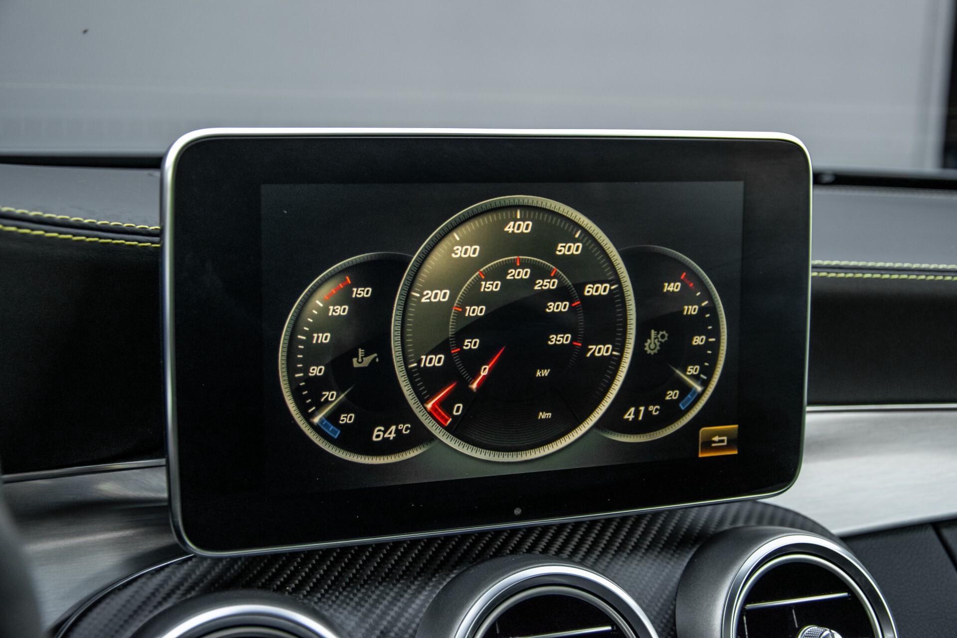 Mercedes-Benz C-Klasse Coupé 63 S AMG EDITION 1 Panorama Aut7 Foto 30