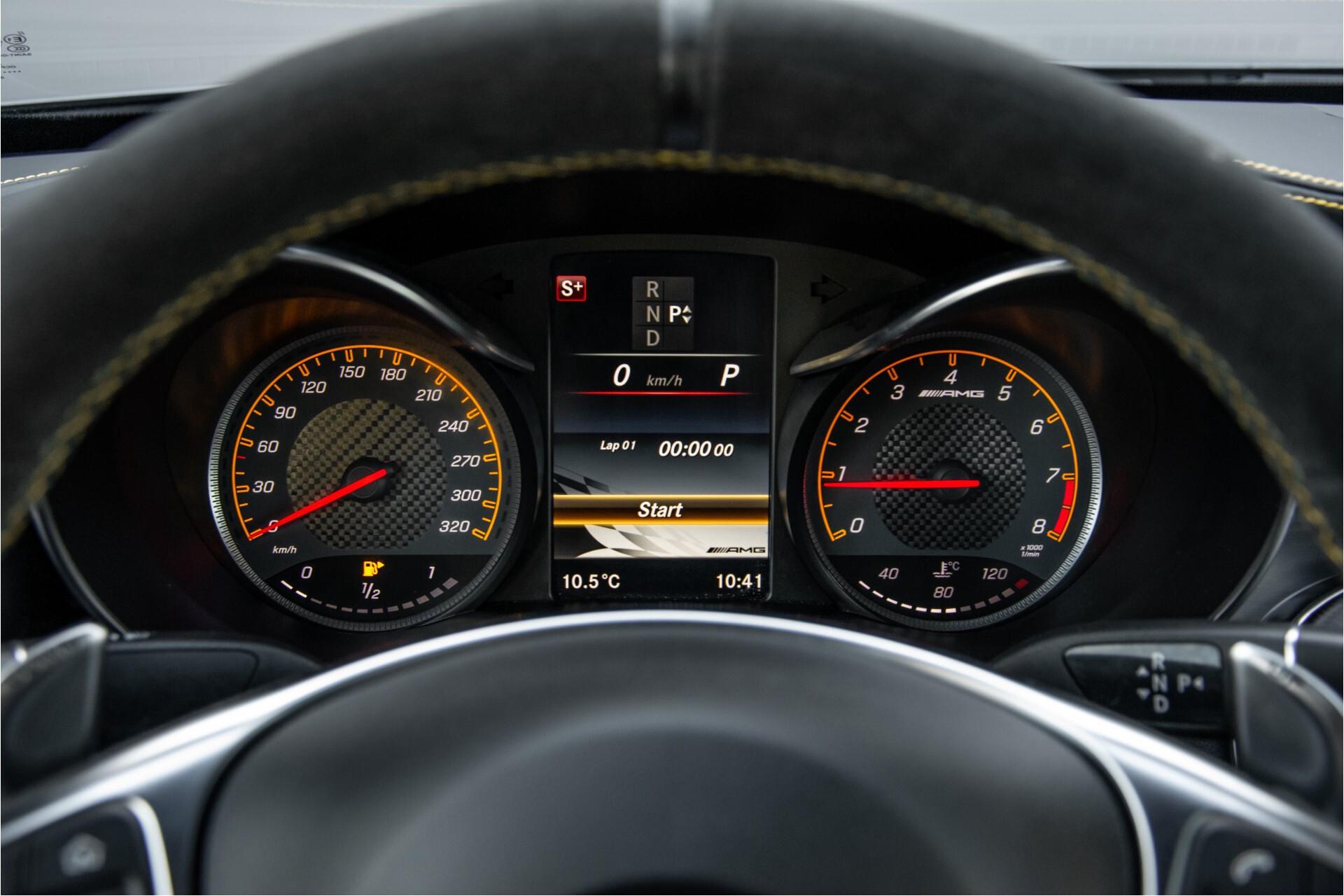 Mercedes-Benz C-Klasse Coupé 63 S AMG EDITION 1 Panorama Aut7 Foto 31
