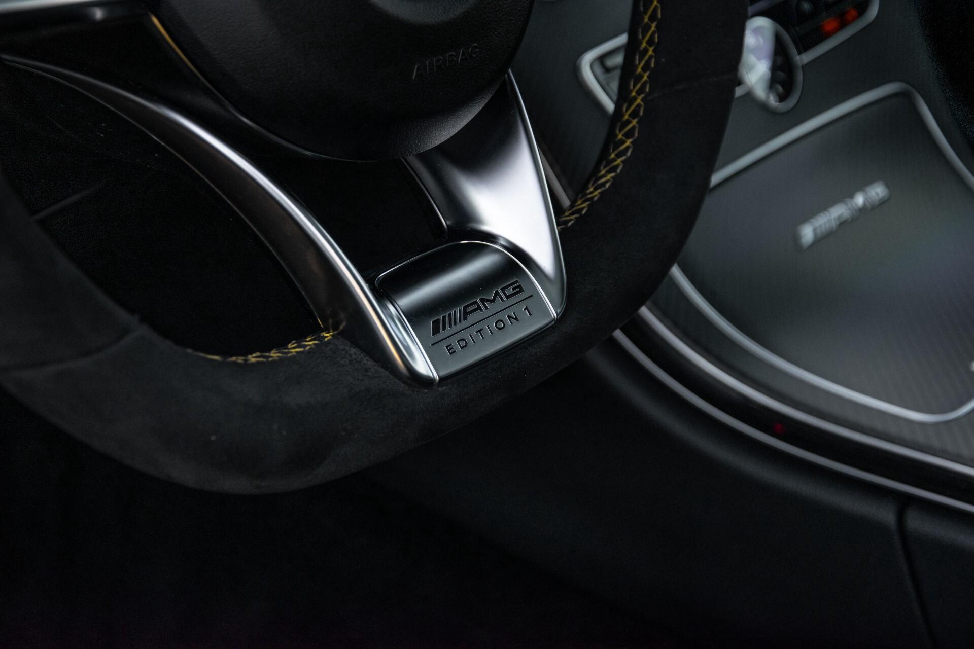 Mercedes-Benz C-Klasse Coupé 63 S AMG EDITION 1 Panorama Aut7 Foto 33