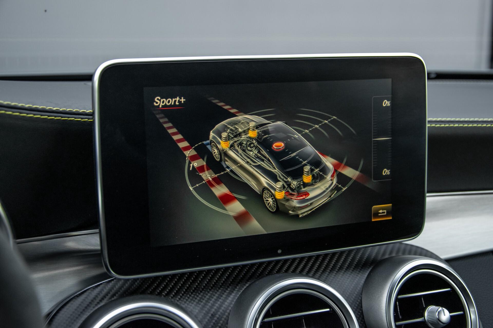 Mercedes-Benz C-Klasse Coupé 63 S AMG EDITION 1 Panorama Aut7 Foto 34