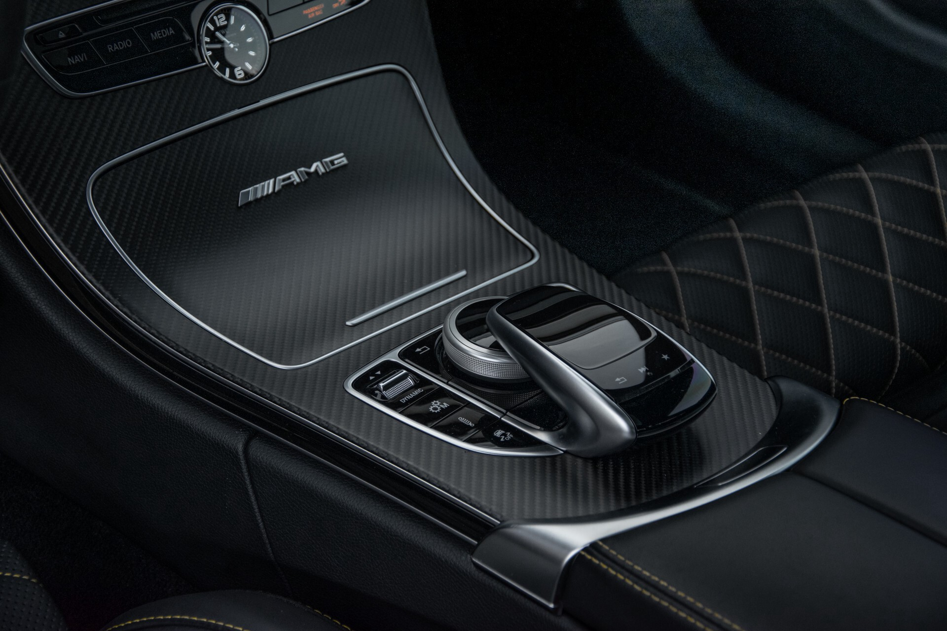 Mercedes-Benz C-Klasse Coupé 63 S AMG EDITION 1 Panorama Aut7 Foto 50