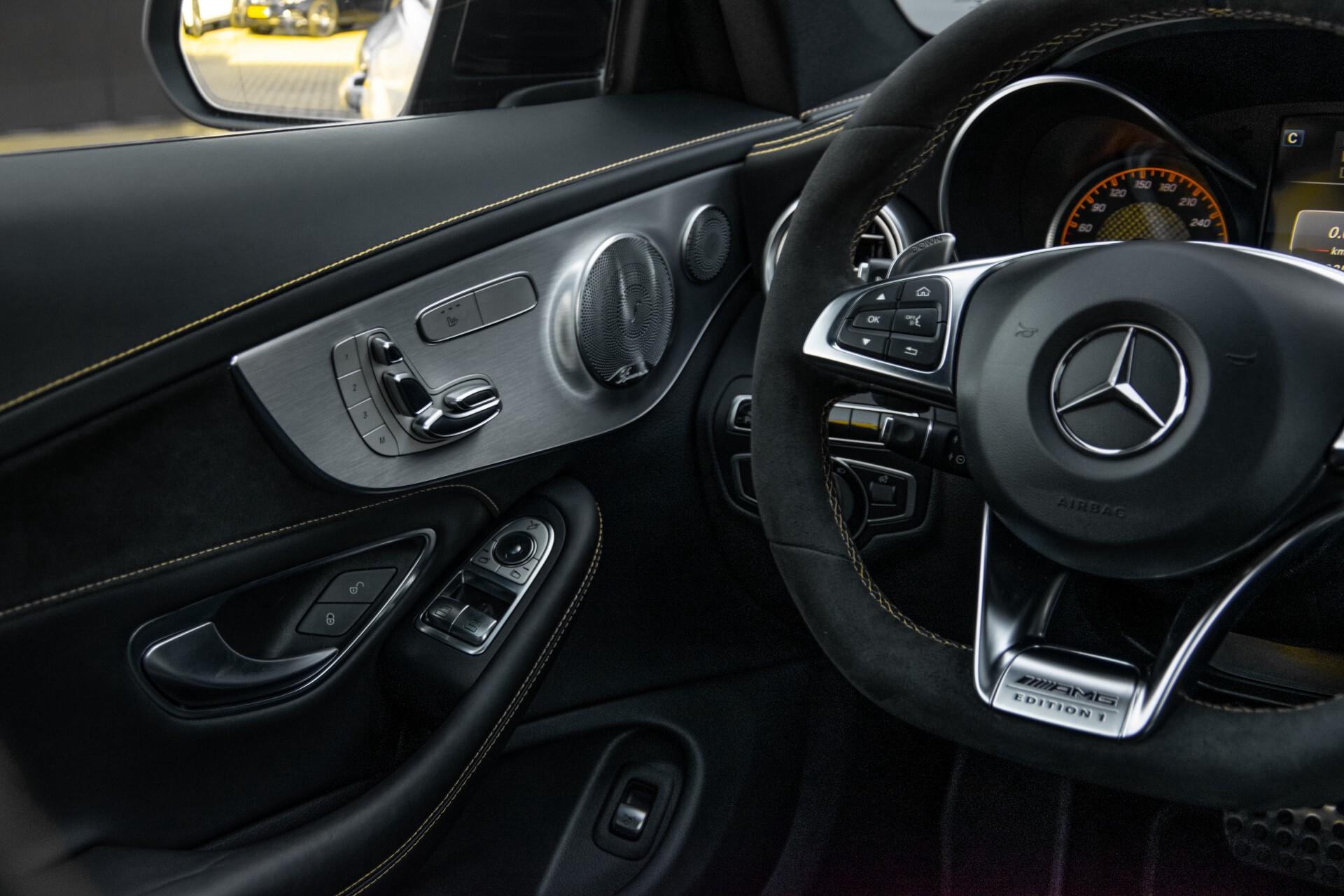 Mercedes-Benz C-Klasse Coupé 63 S AMG EDITION 1 Panorama Aut7 Foto 54