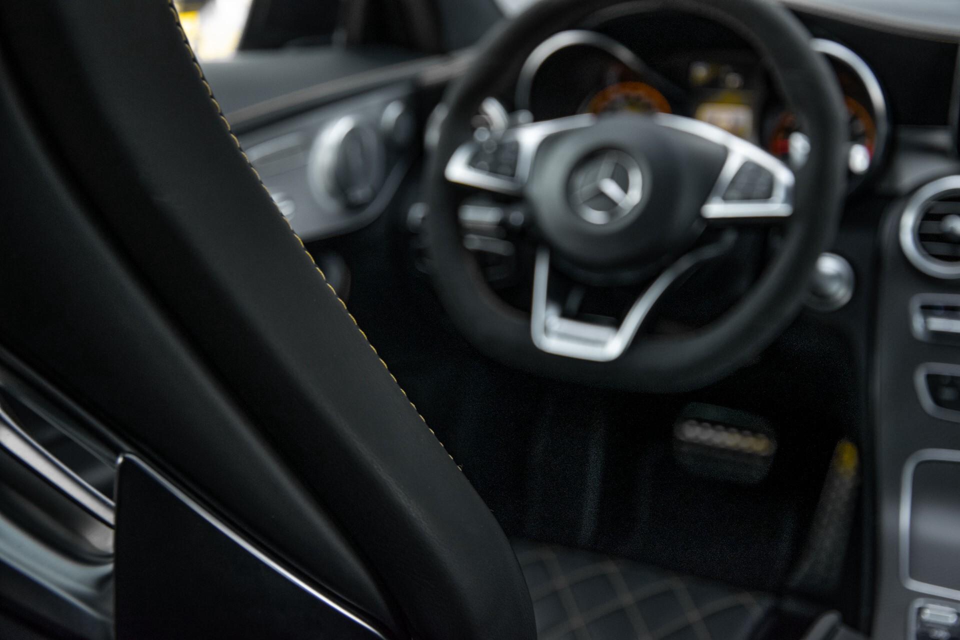 Mercedes-Benz C-Klasse Coupé 63 S AMG EDITION 1 Panorama Aut7 Foto 58
