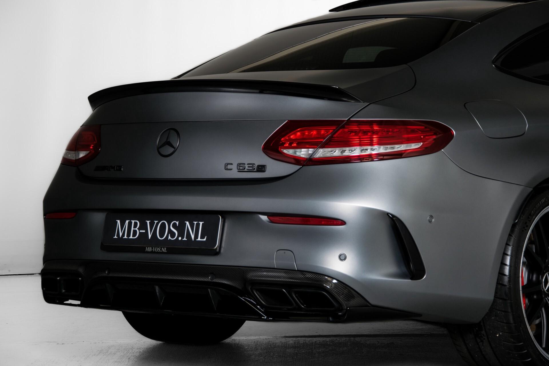 Mercedes-Benz C-Klasse Coupé 63 S AMG EDITION 1 Panorama Aut7 Foto 63