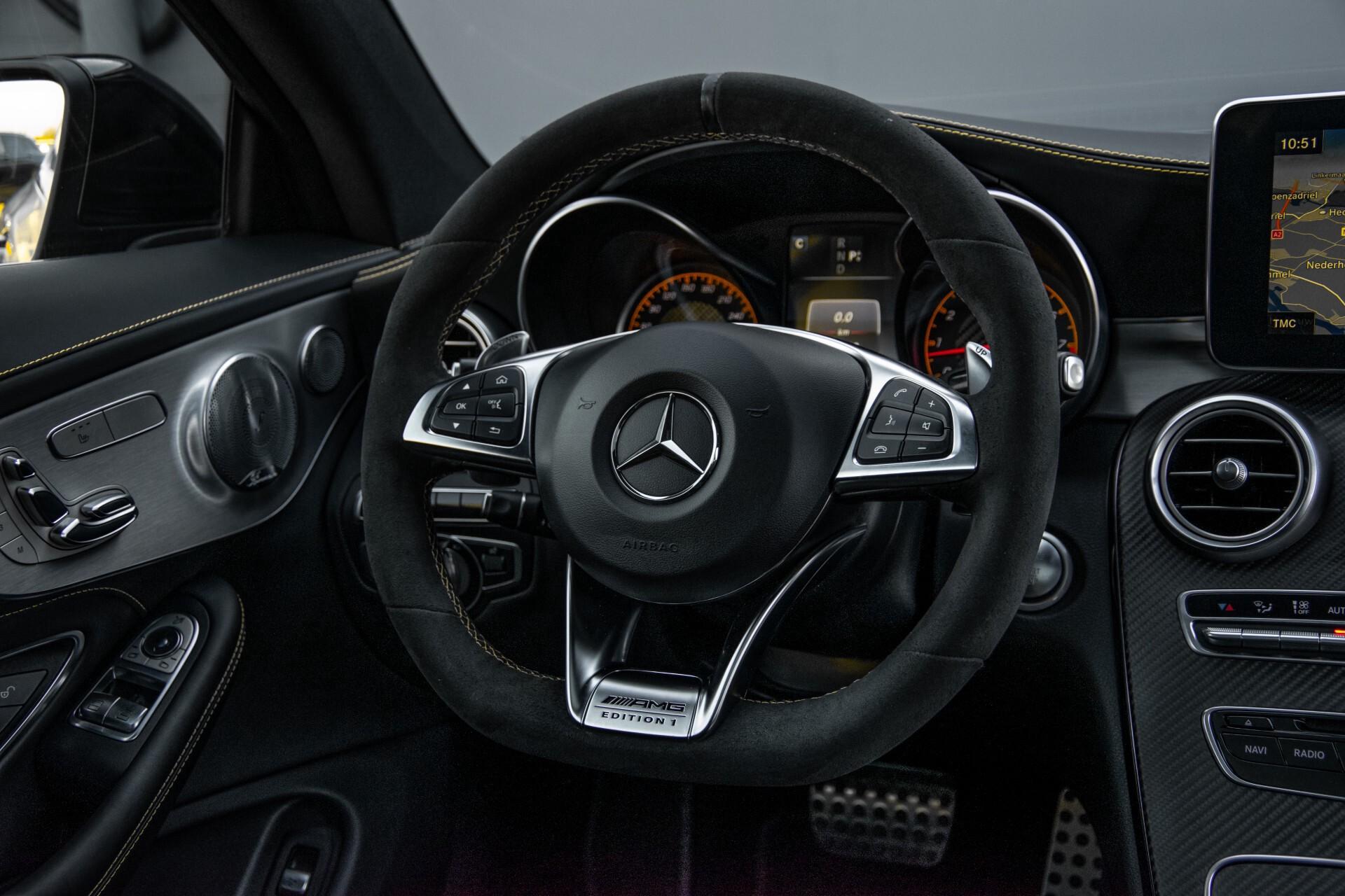 Mercedes-Benz C-Klasse Coupé 63 S AMG EDITION 1 Panorama Aut7 Foto 7