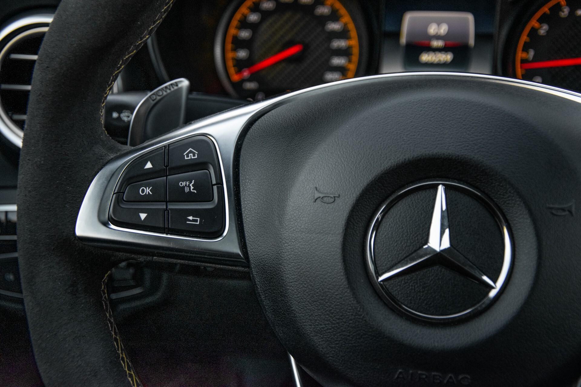 Mercedes-Benz C-Klasse Coupé 63 S AMG EDITION 1 Panorama Aut7 Foto 8