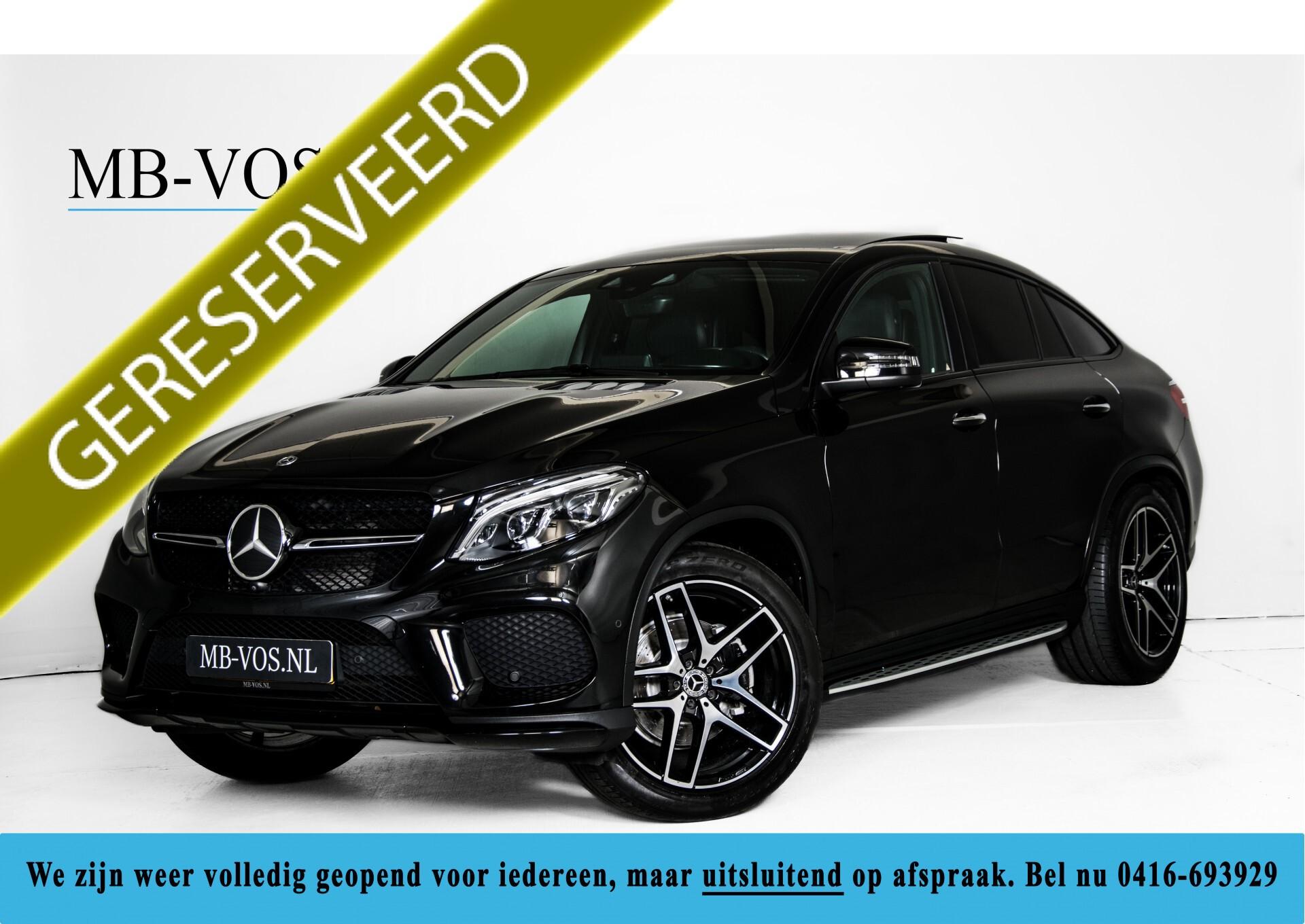 Mercedes-Benz GLE Coupé 350 d 4-M AMG Active Curve/Entertainment/Carbon/Distronic/Keyless/Night Aut9 Foto 1