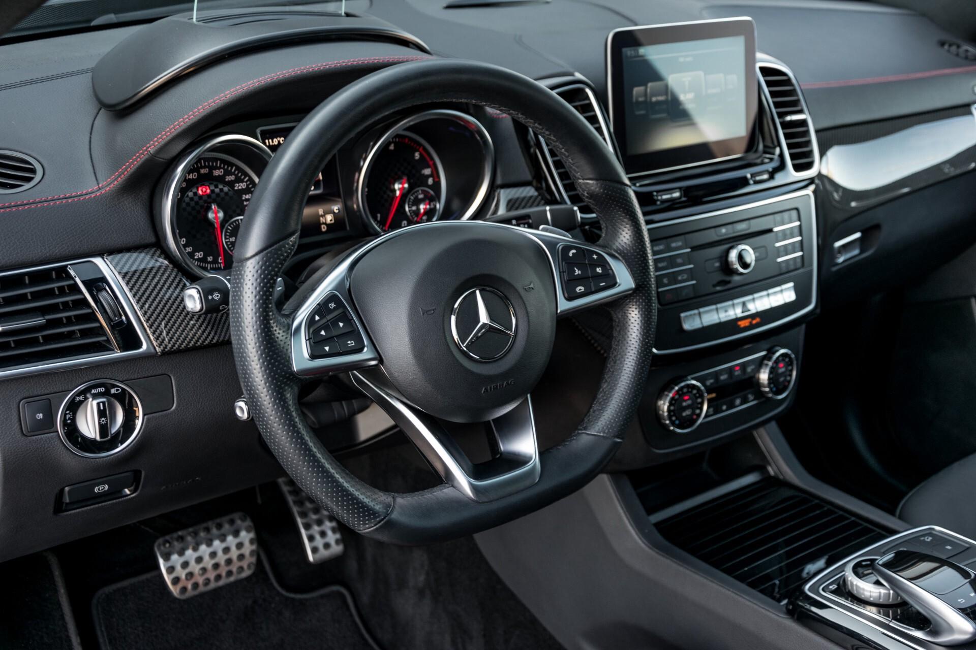 Mercedes-Benz GLE Coupé 350 d 4-M AMG Active Curve/Entertainment/Carbon/Distronic/Keyless/Night Aut9 Foto 16