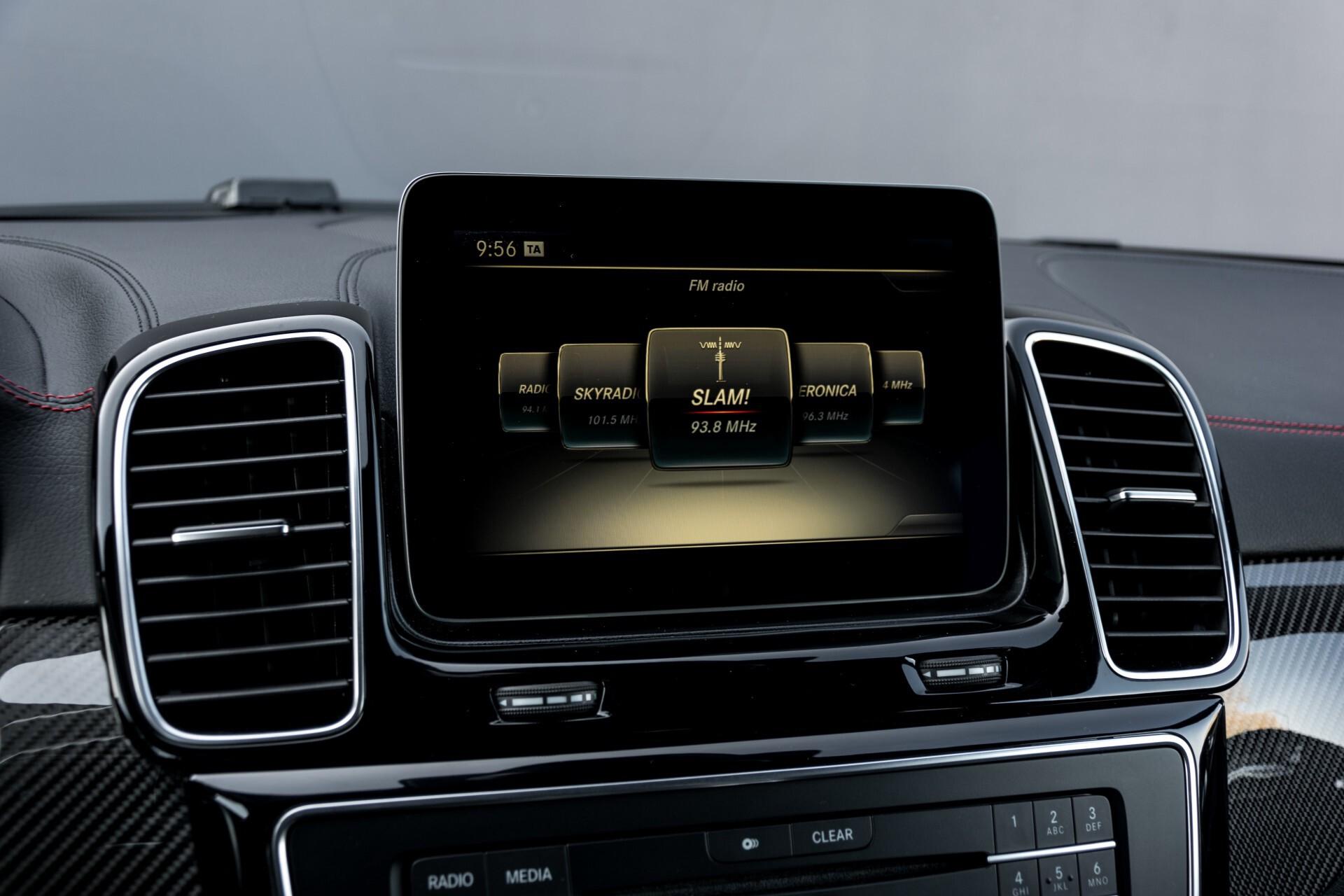 Mercedes-Benz GLE Coupé 350 d 4-M AMG Active Curve/Entertainment/Carbon/Distronic/Keyless/Night Aut9 Foto 17