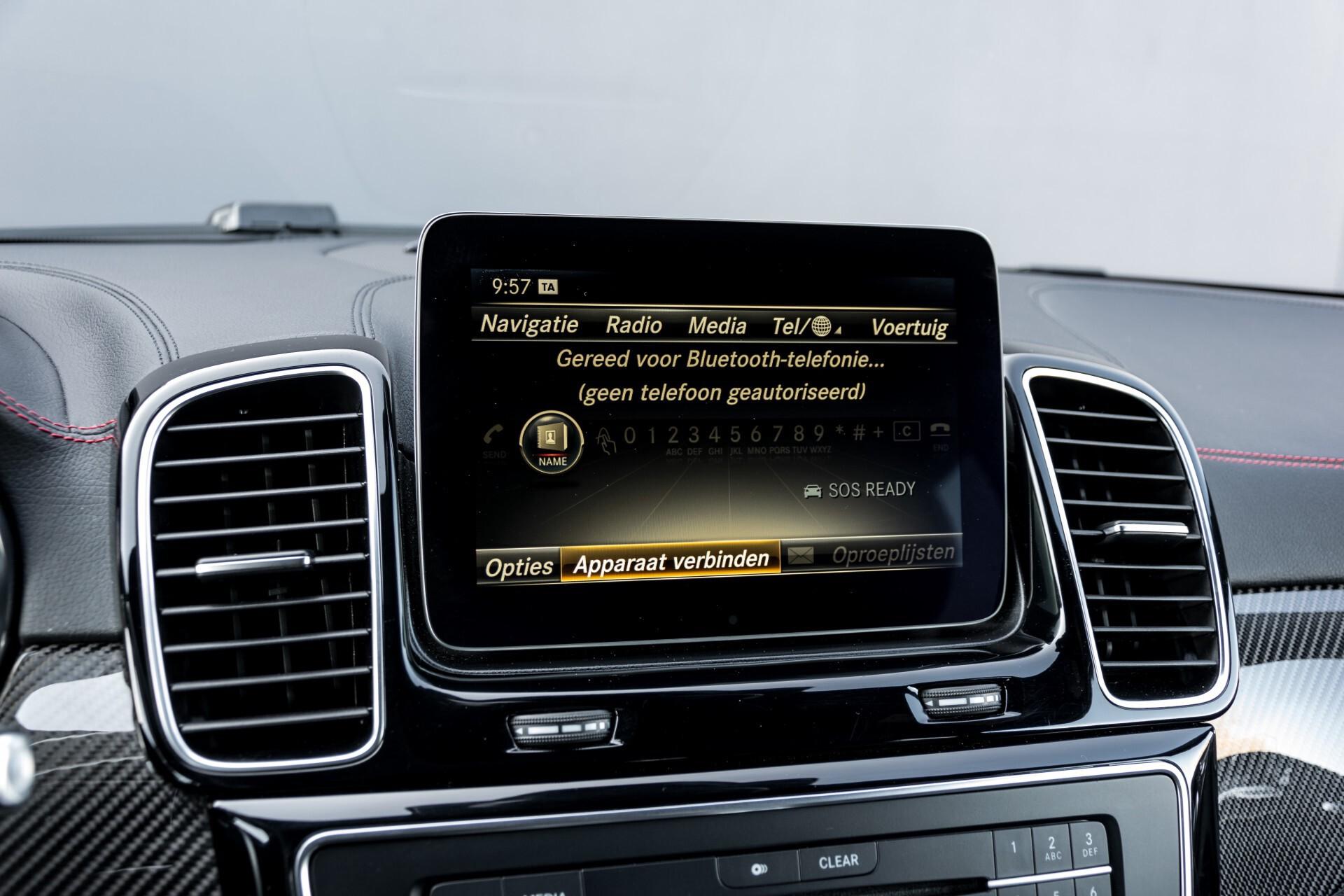 Mercedes-Benz GLE Coupé 350 d 4-M AMG Active Curve/Entertainment/Carbon/Distronic/Keyless/Night Aut9 Foto 21