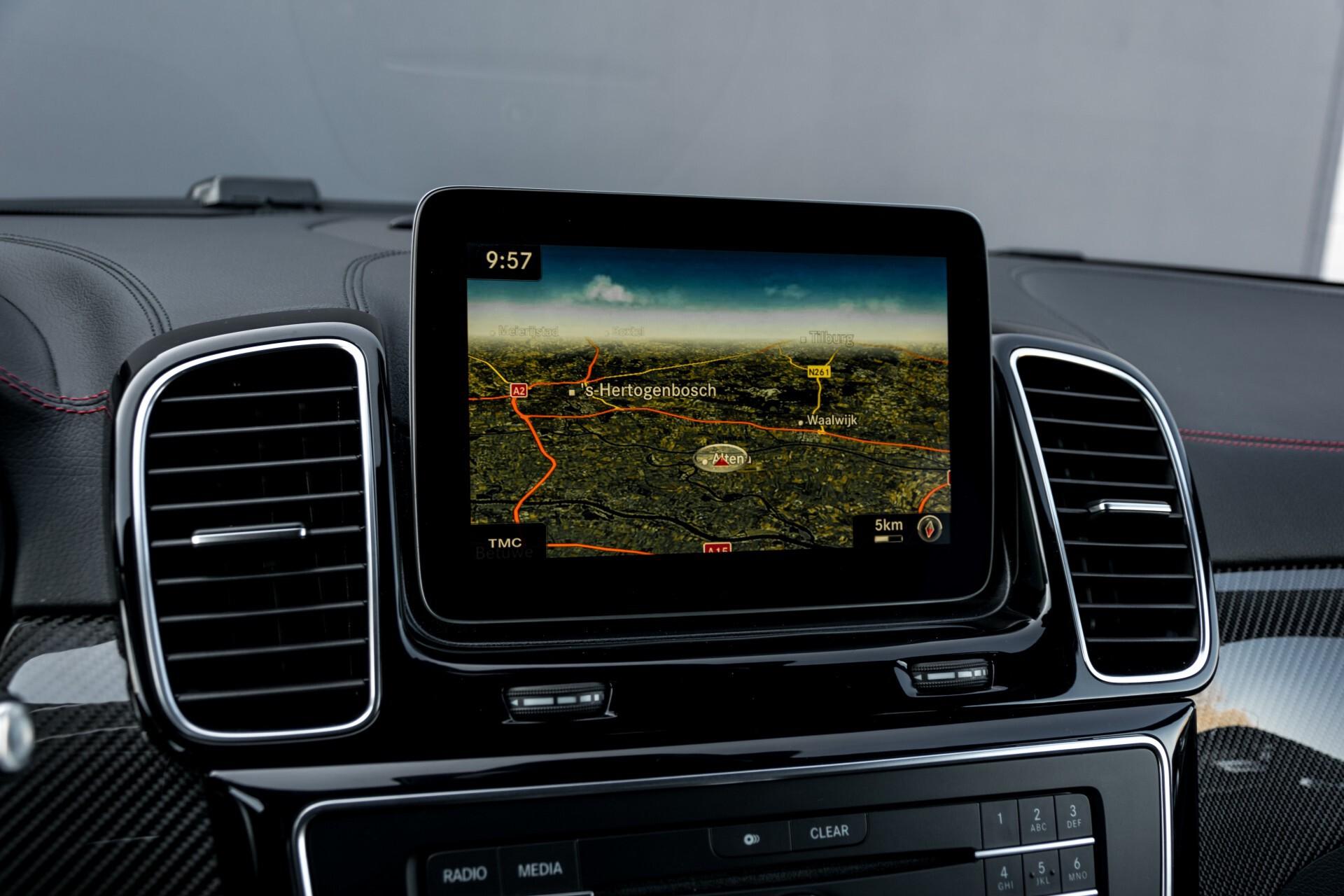 Mercedes-Benz GLE Coupé 350 d 4-M AMG Active Curve/Entertainment/Carbon/Distronic/Keyless/Night Aut9 Foto 23