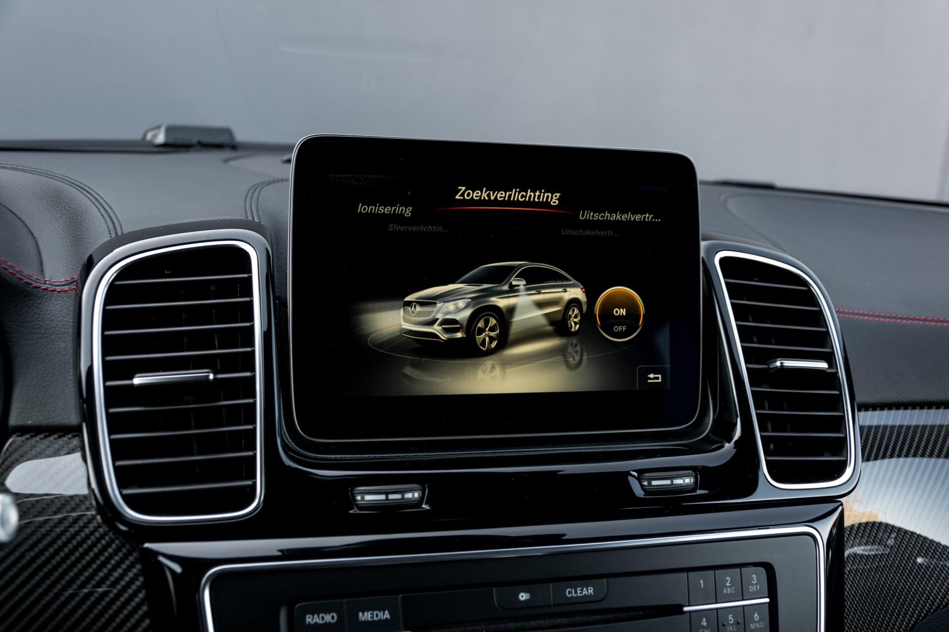 Mercedes-Benz GLE Coupé 350 d 4-M AMG Active Curve/Entertainment/Carbon/Distronic/Keyless/Night Aut9 Foto 25