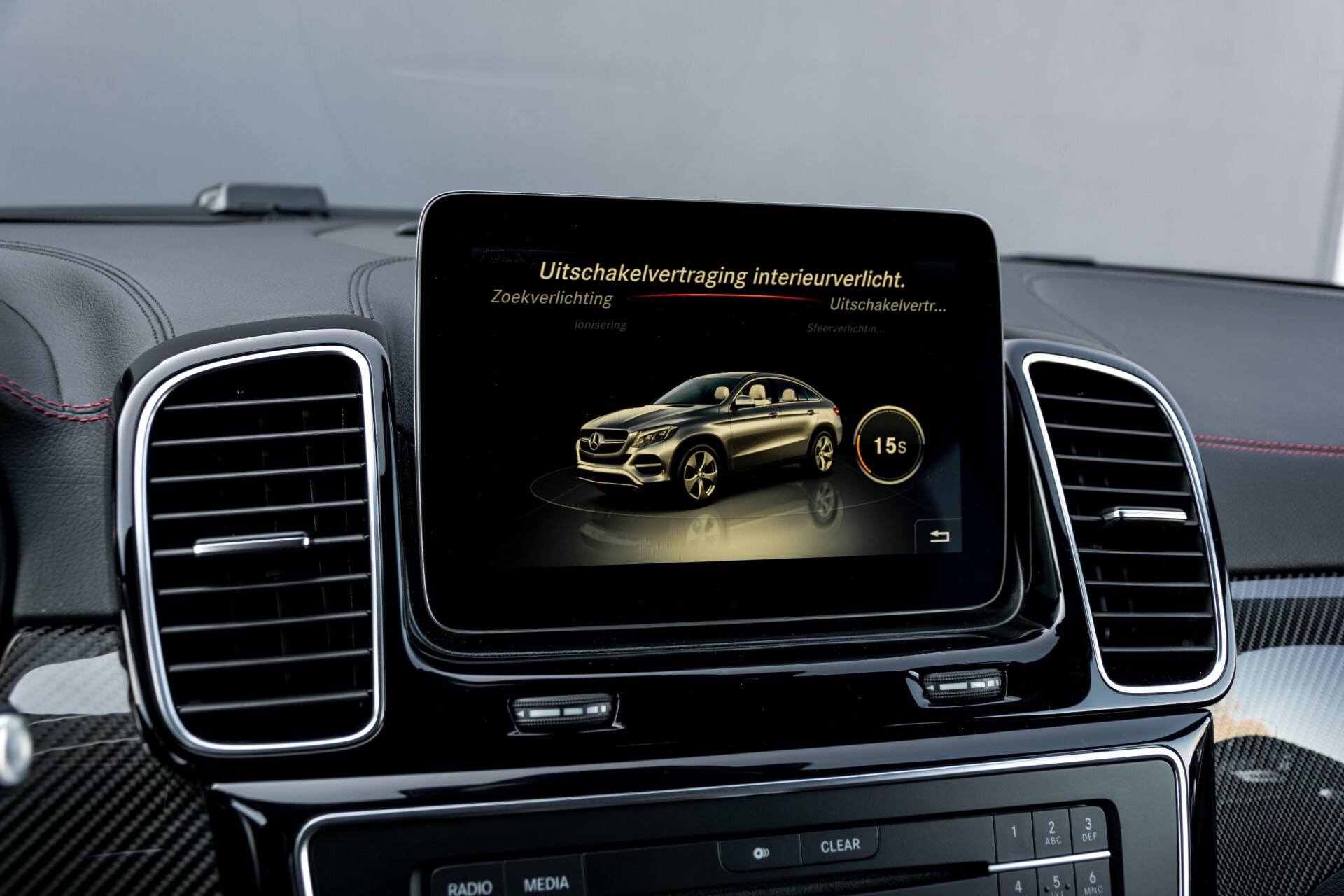 Mercedes-Benz GLE Coupé 350 d 4-M AMG Active Curve/Entertainment/Carbon/Distronic/Keyless/Night Aut9 Foto 27