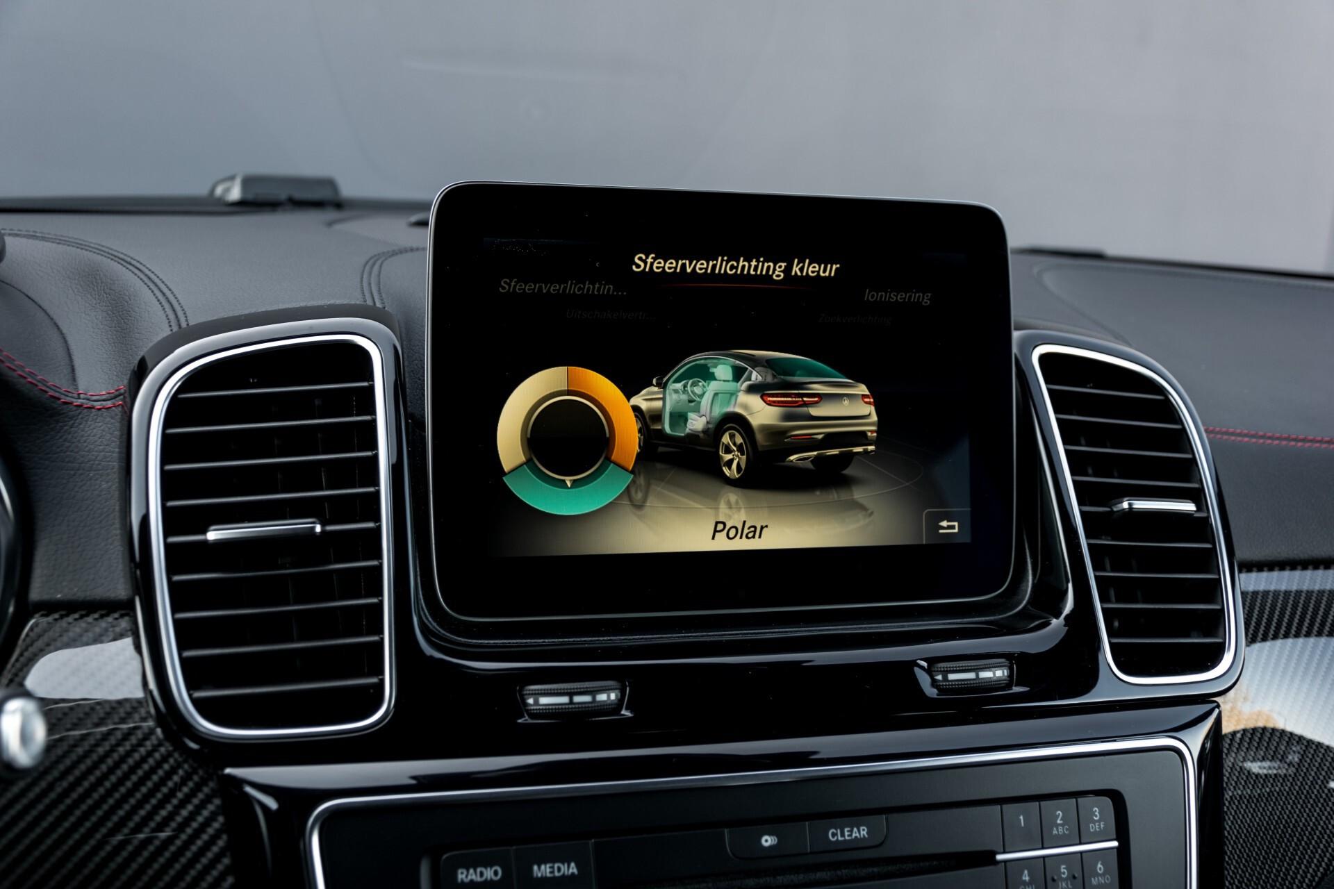 Mercedes-Benz GLE Coupé 350 d 4-M AMG Active Curve/Entertainment/Carbon/Distronic/Keyless/Night Aut9 Foto 29
