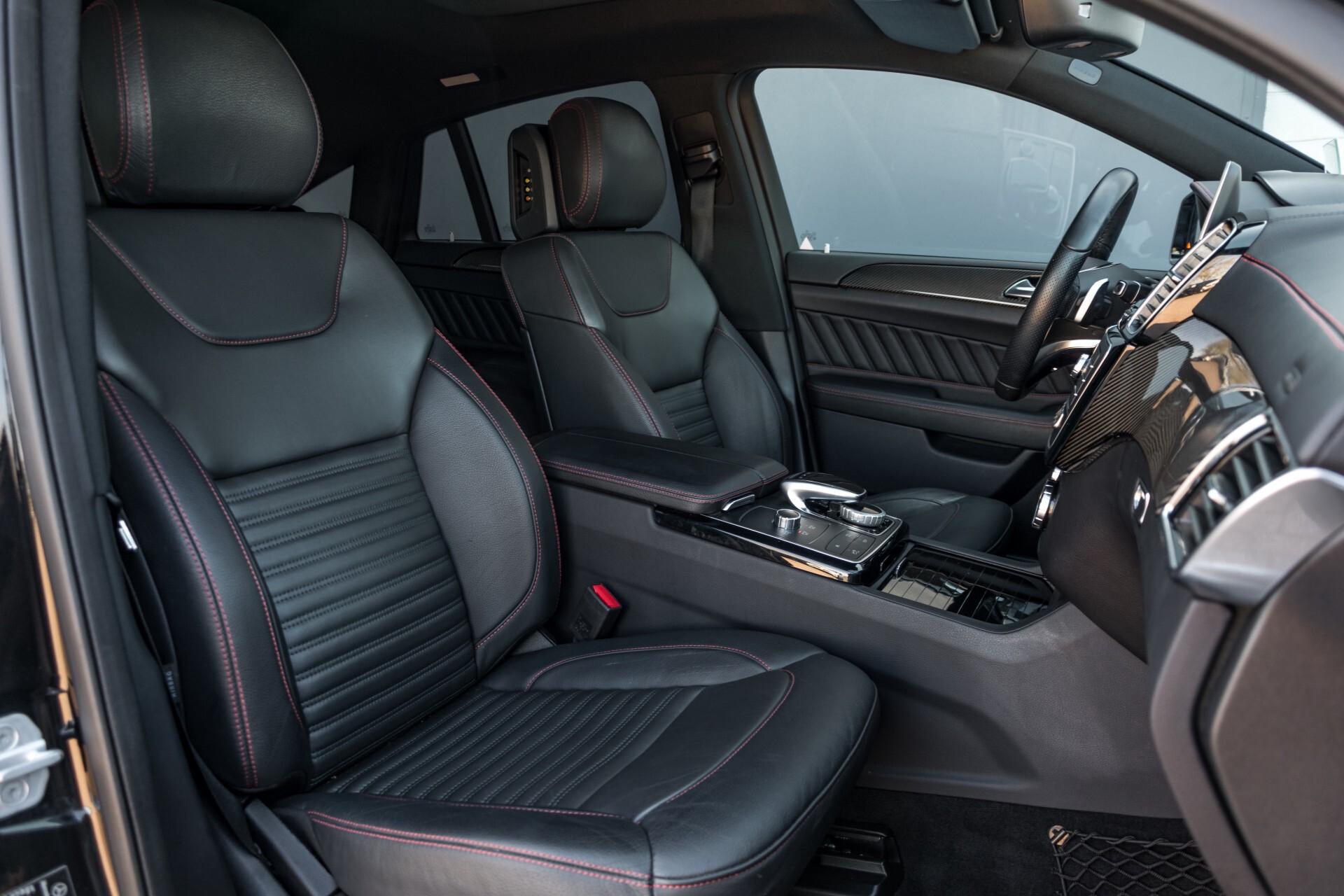 Mercedes-Benz GLE Coupé 350 d 4-M AMG Active Curve/Entertainment/Carbon/Distronic/Keyless/Night Aut9 Foto 3