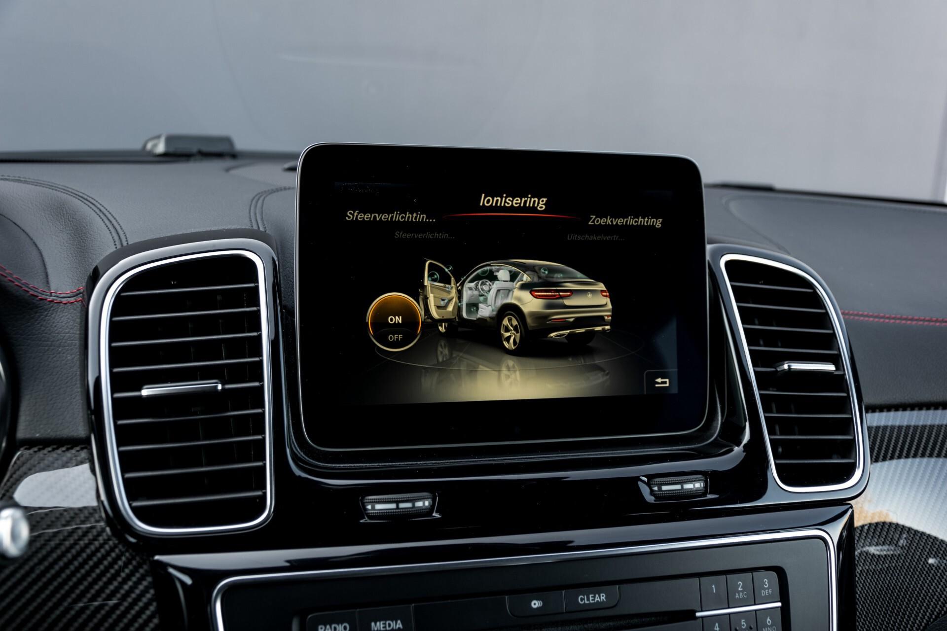Mercedes-Benz GLE Coupé 350 d 4-M AMG Active Curve/Entertainment/Carbon/Distronic/Keyless/Night Aut9 Foto 31