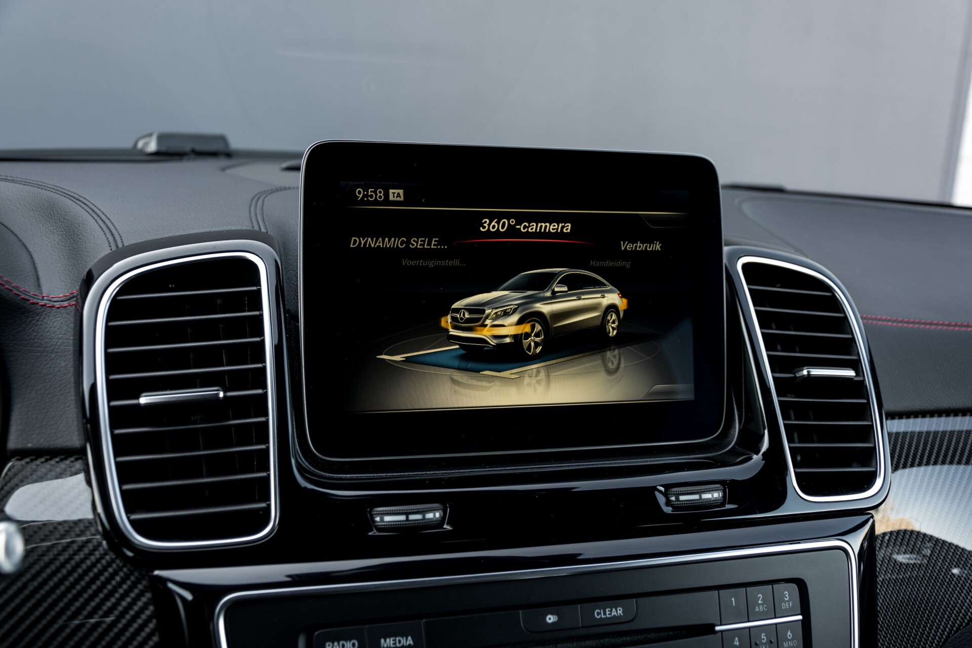 Mercedes-Benz GLE Coupé 350 d 4-M AMG Active Curve/Entertainment/Carbon/Distronic/Keyless/Night Aut9 Foto 33
