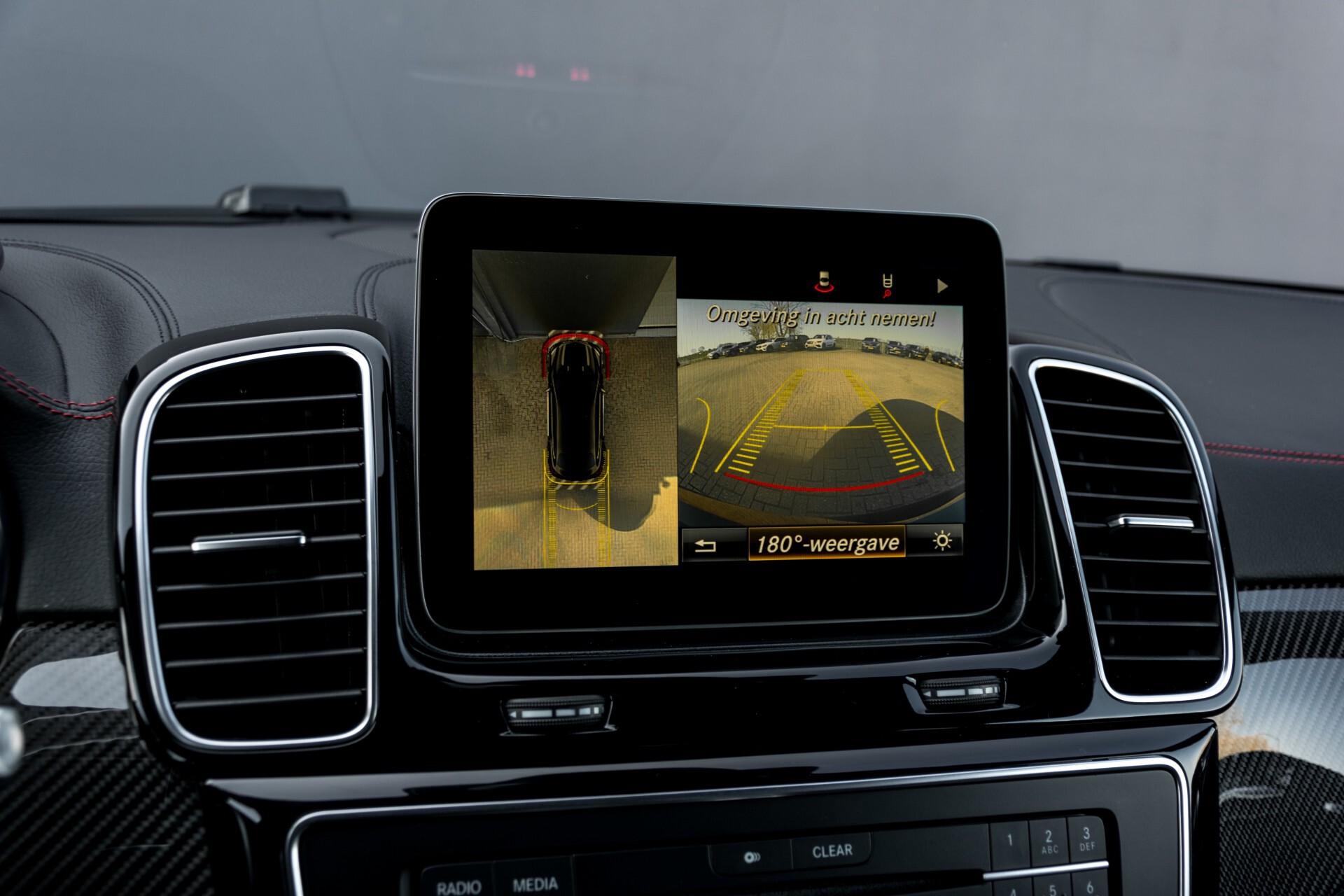 Mercedes-Benz GLE Coupé 350 d 4-M AMG Active Curve/Entertainment/Carbon/Distronic/Keyless/Night Aut9 Foto 35